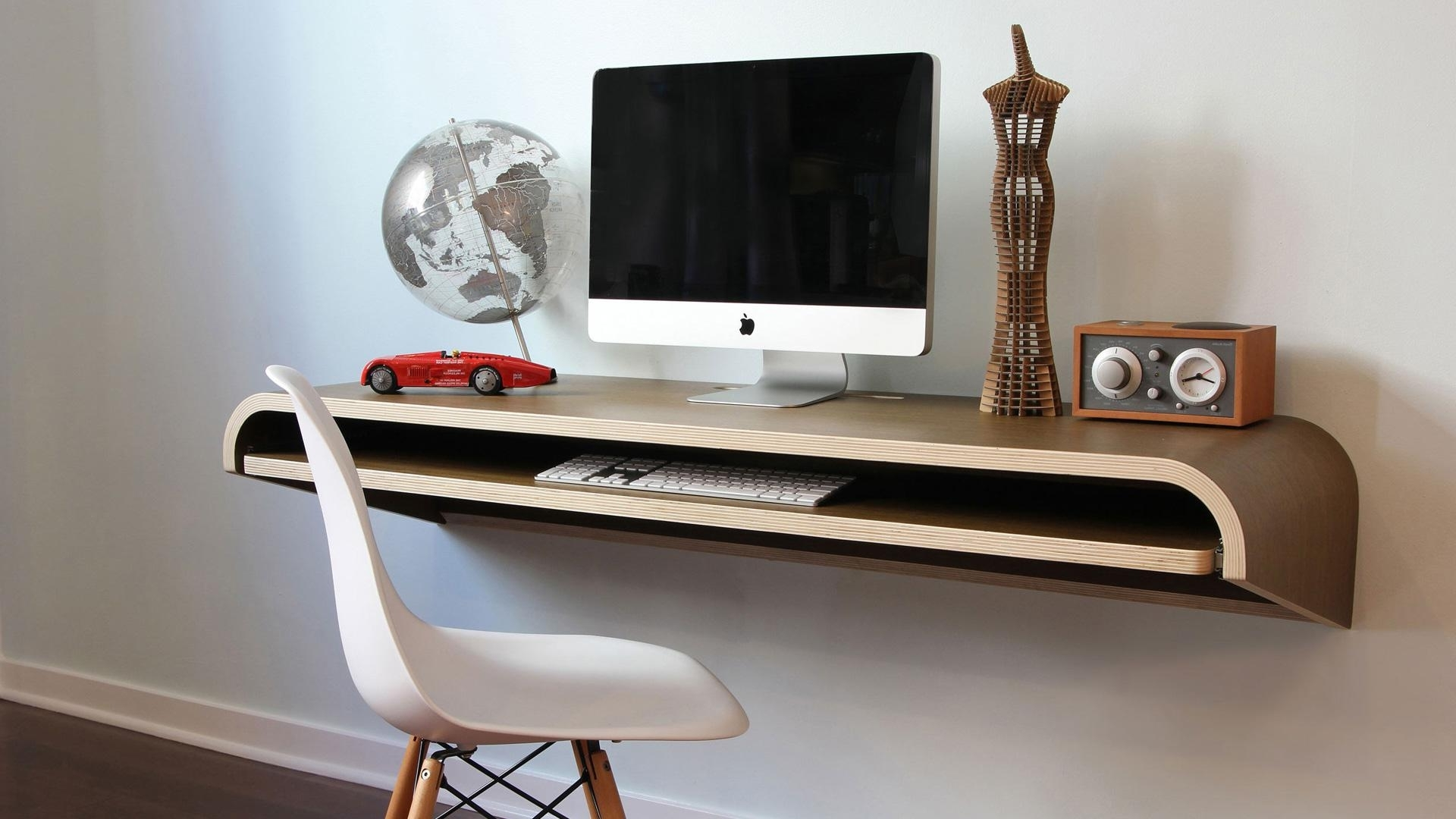 Best And Newest Wall Mounted Desks — Cabinets, Beds, Sofas And Morecabinets, Beds Throughout Wall Computer Desks (View 2 of 20)
