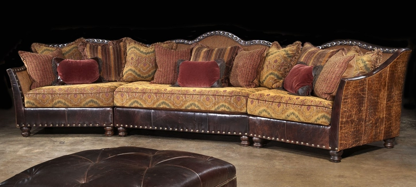 Best 20 Of Western Style Sectional Sofas