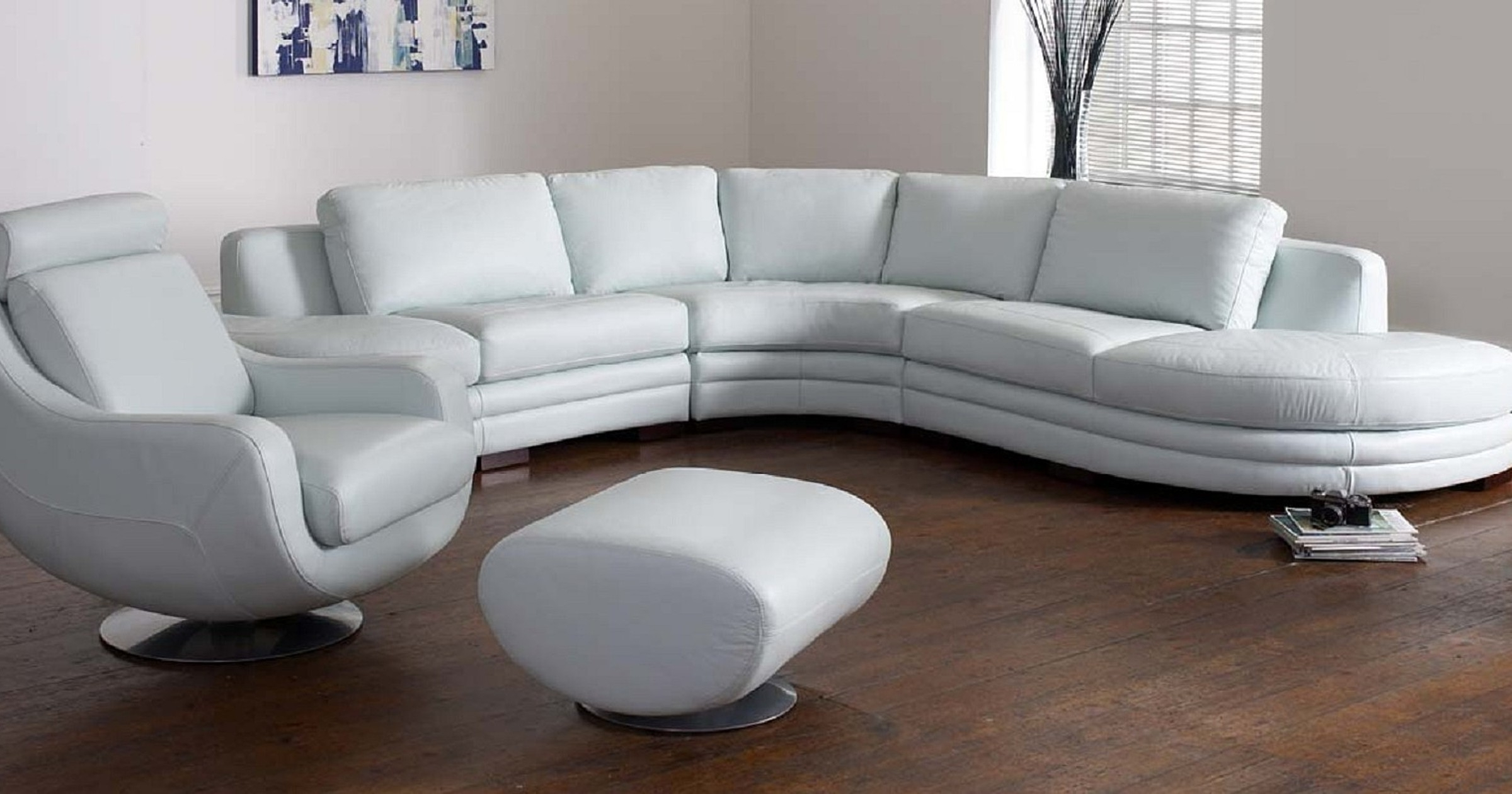 Best And Newest White Leather Corner Sofas With Elegant Designer Leather Corner Sofas – Africaleak (View 1 of 20)