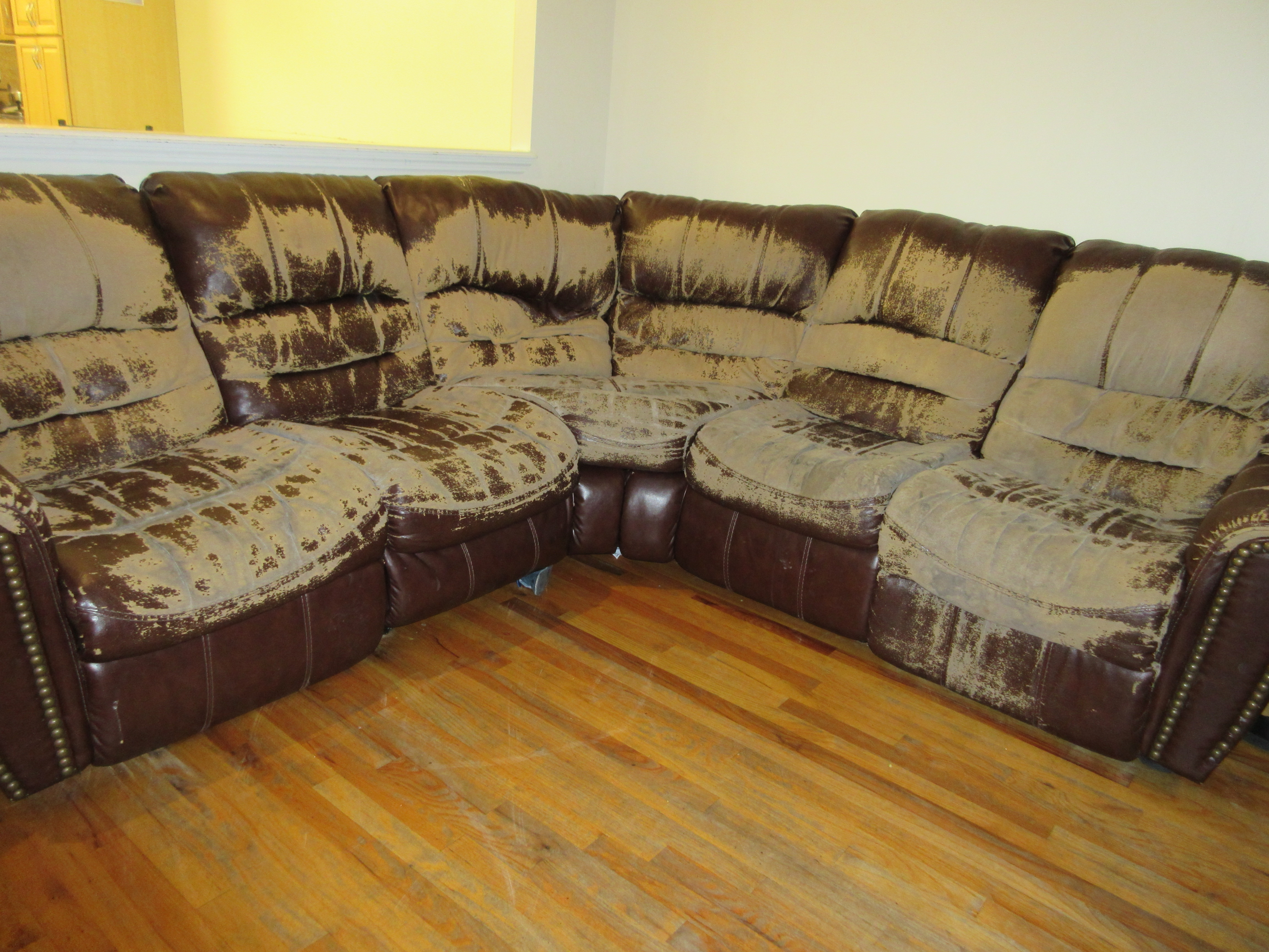 Best And Newest Wichita Ks Sectional Sofas Pertaining To 10 Reviews Of Ashley Furniture Couches And Sofas (View 4 of 20)