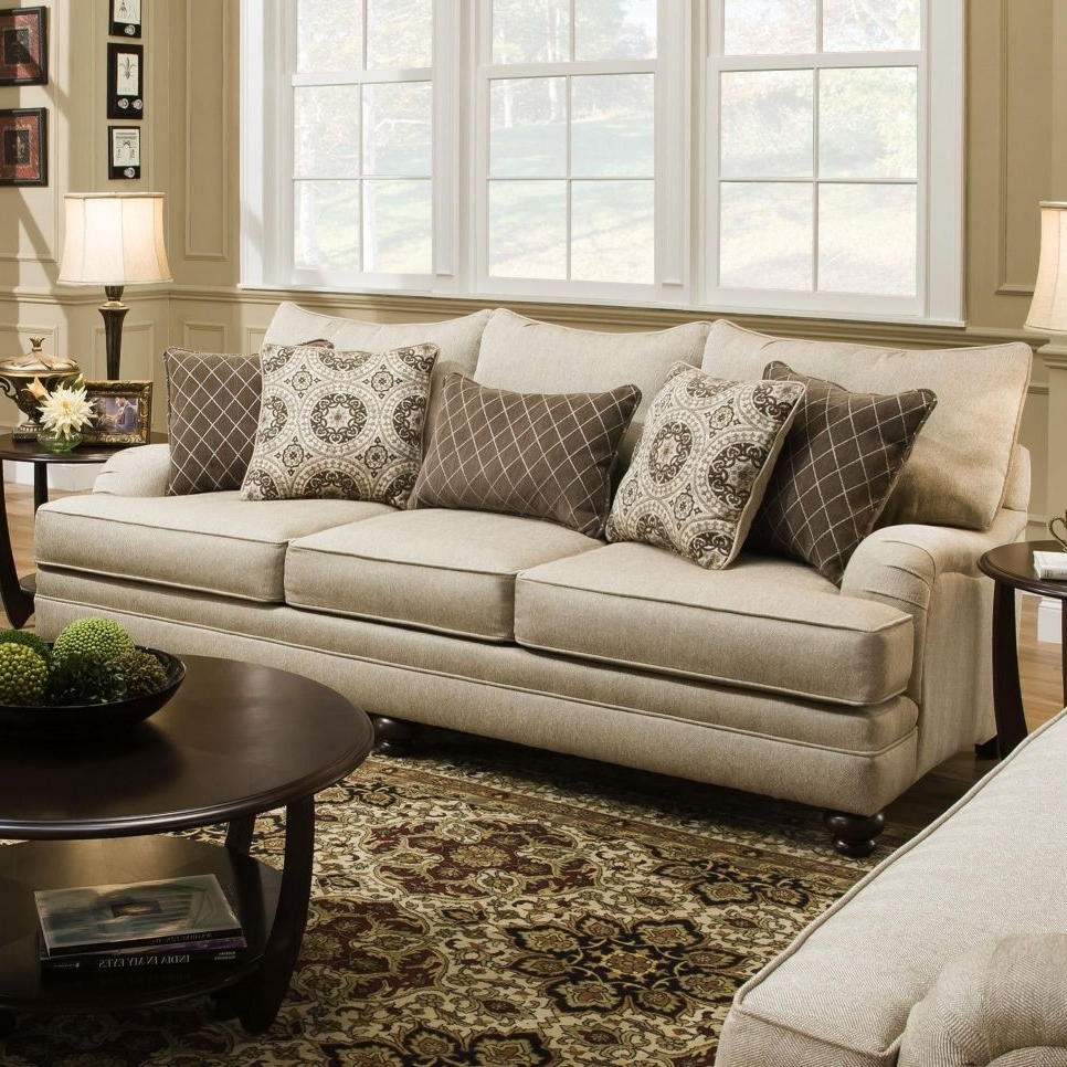 Best Barkley Large Lshaped Sectional Sofa With Right Side Loveseat With Most Up To Date Jackson Ms Sectional Sofas (View 4 of 20)