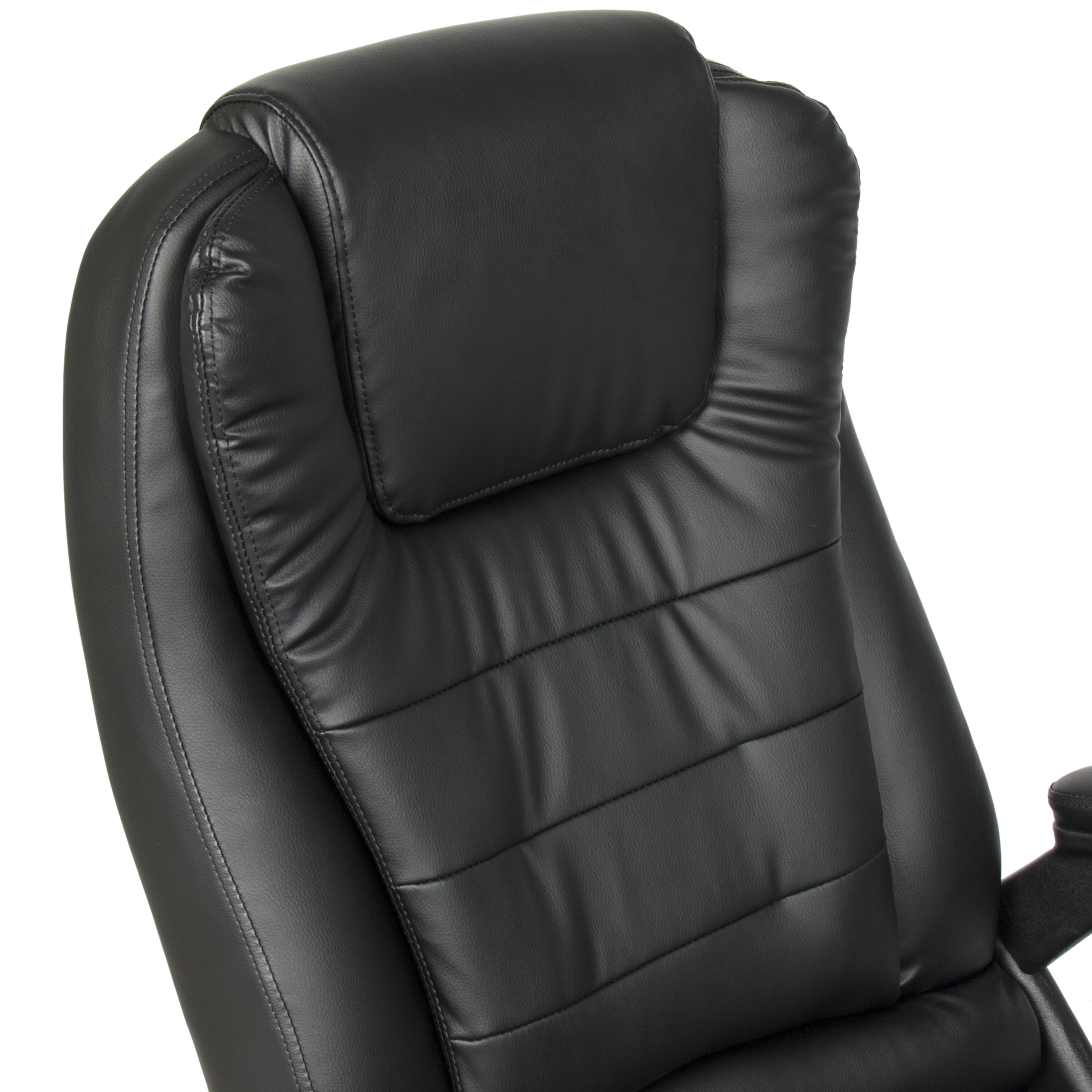 Best Choice Products Executive Ergonomic Heated Vibrating Computer Inside Widely Used Leather Executive Office Massage Chairs (View 17 of 20)