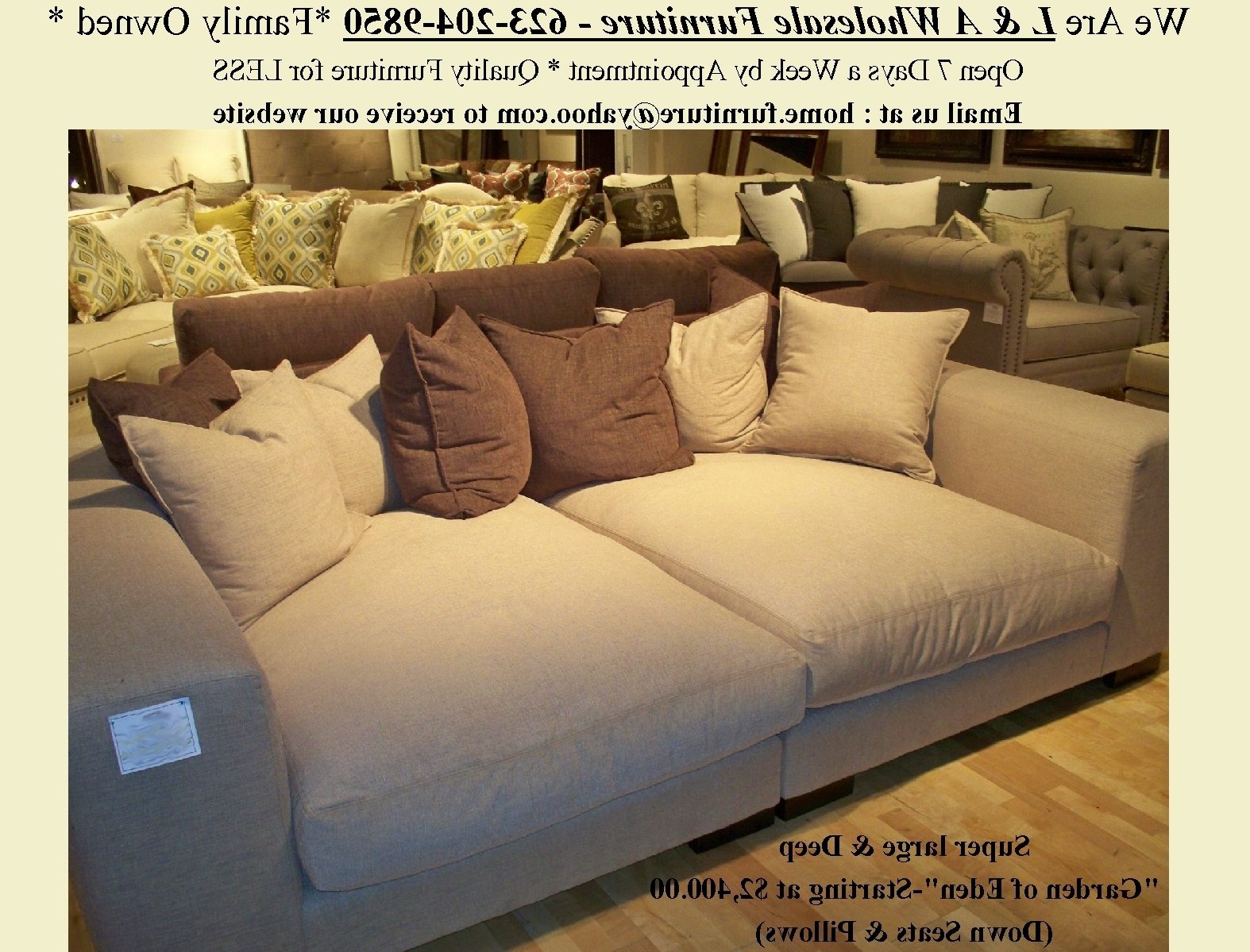 Best Down Feather Couch 99 In Living Room Sofa Inspiration With Within Popular Down Feather Sectional Sofas (View 16 of 20)