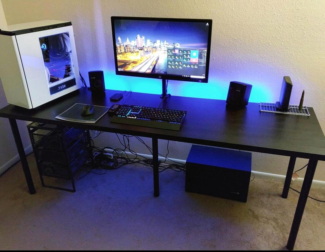 Best Home Template Regarding Computer Desks For Gamers (View 16 of 20)