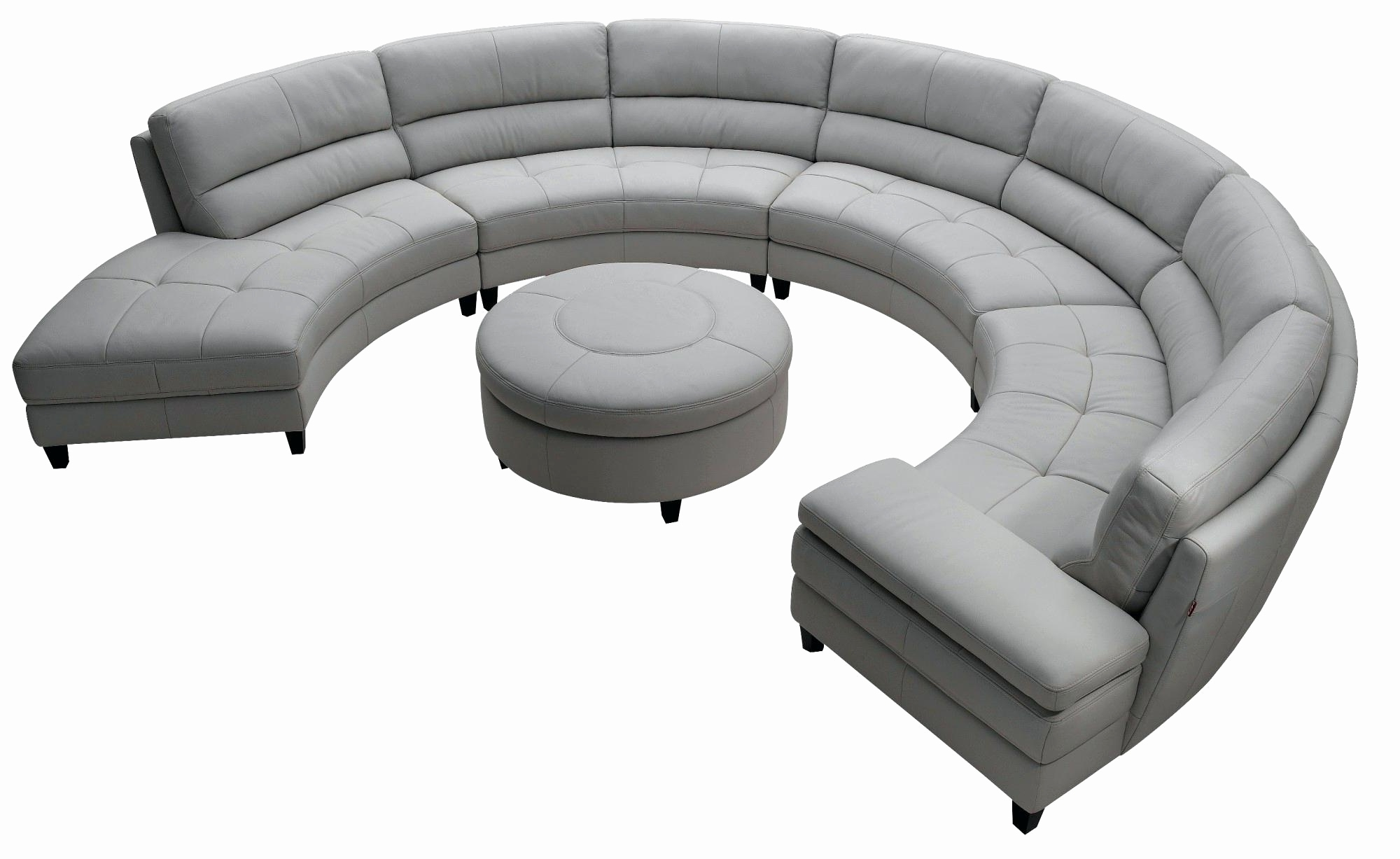 Best Round Couches For Sale 2018 – Couches And Sofas Ideas Regarding Popular Round Sofas (View 2 of 20)