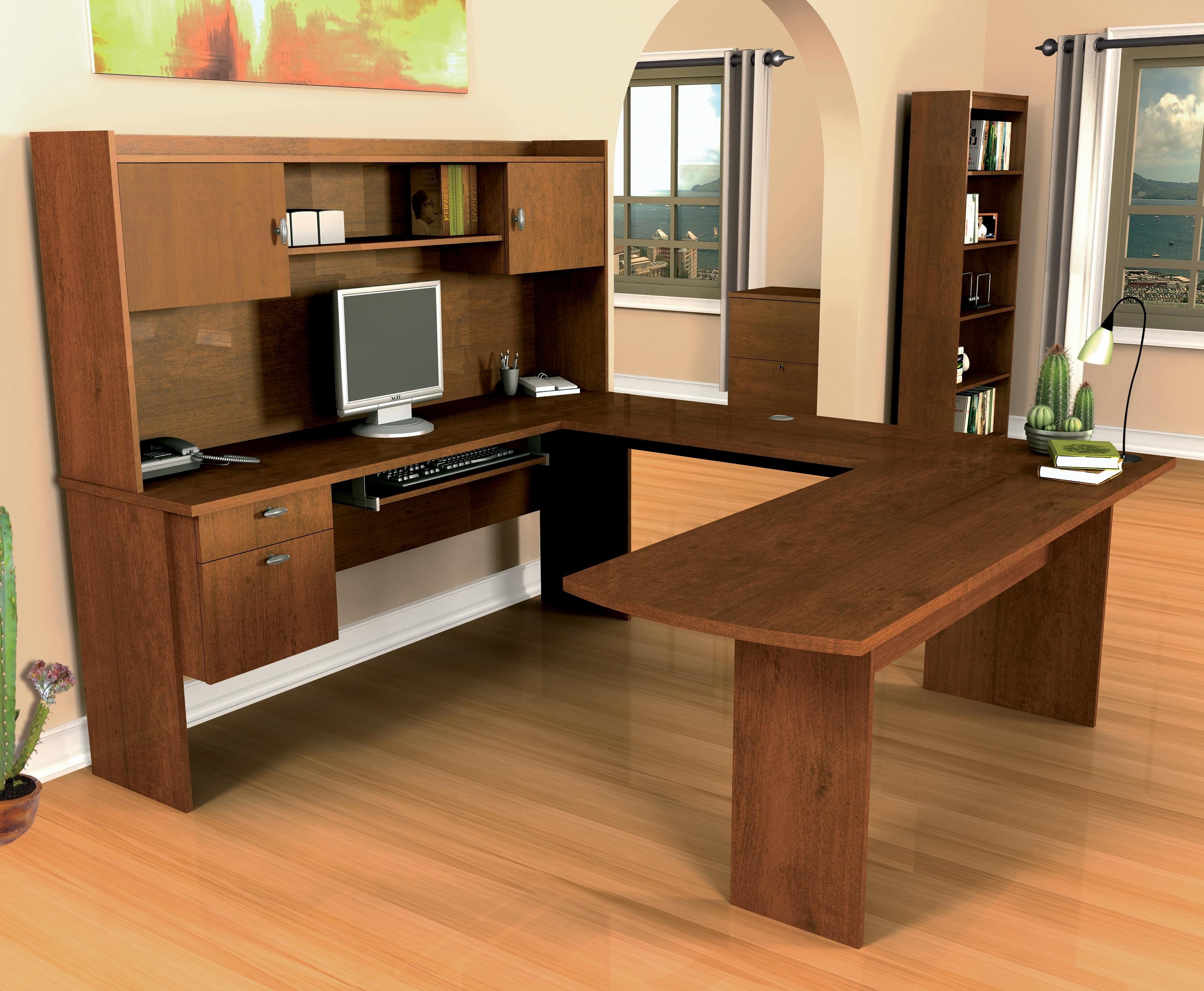 Featured Photo of U Shaped Computer Desks