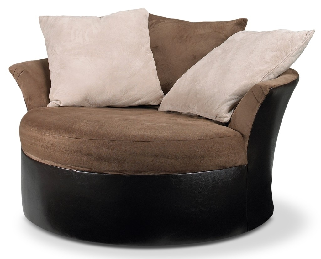 Big Round Sofa Chairs For Preferred Sofa : Round Sofa Chair Ebay Large Round Sofa Chair Round Chair (View 10 of 20)