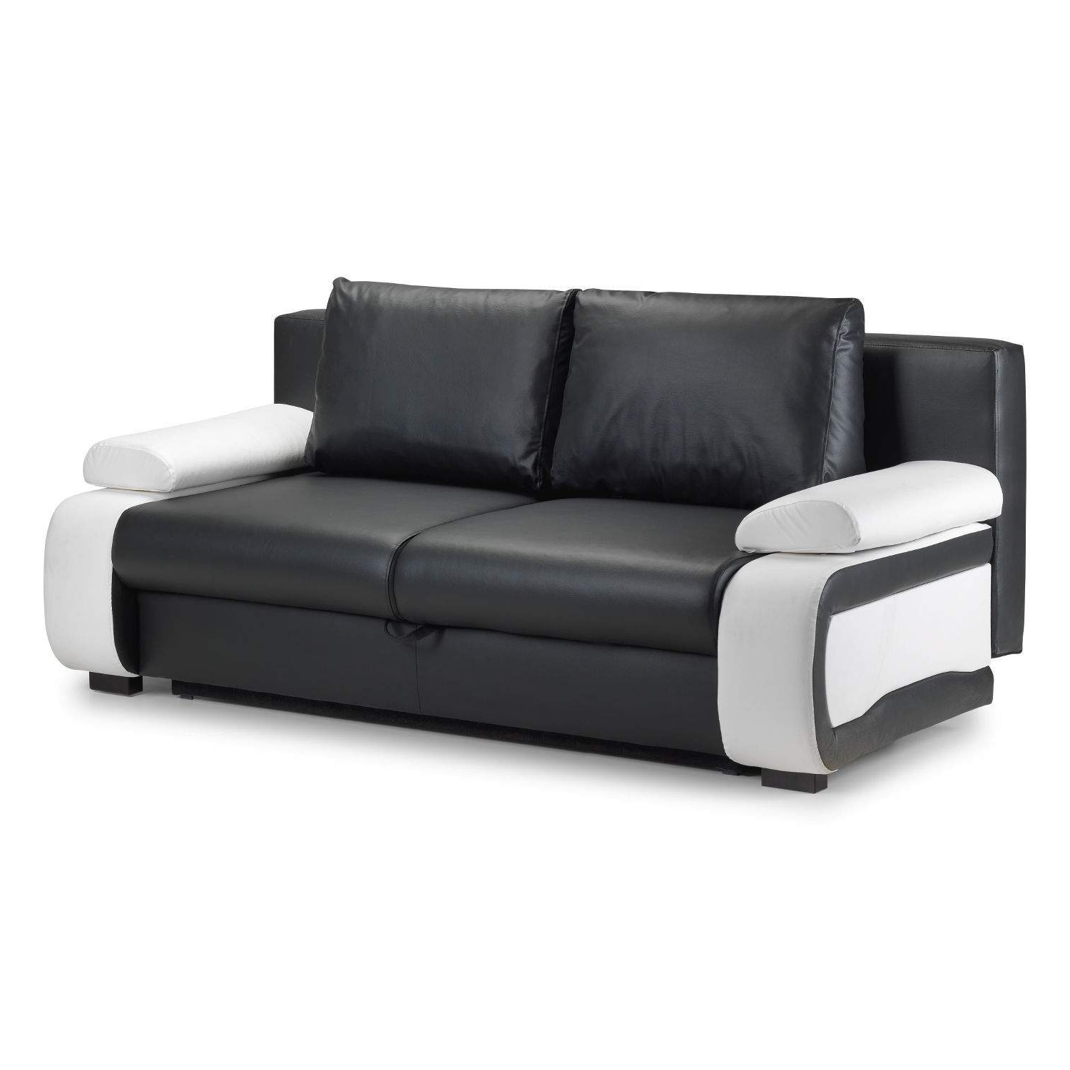 Gallery Of Black 2 Seater Sofas View
