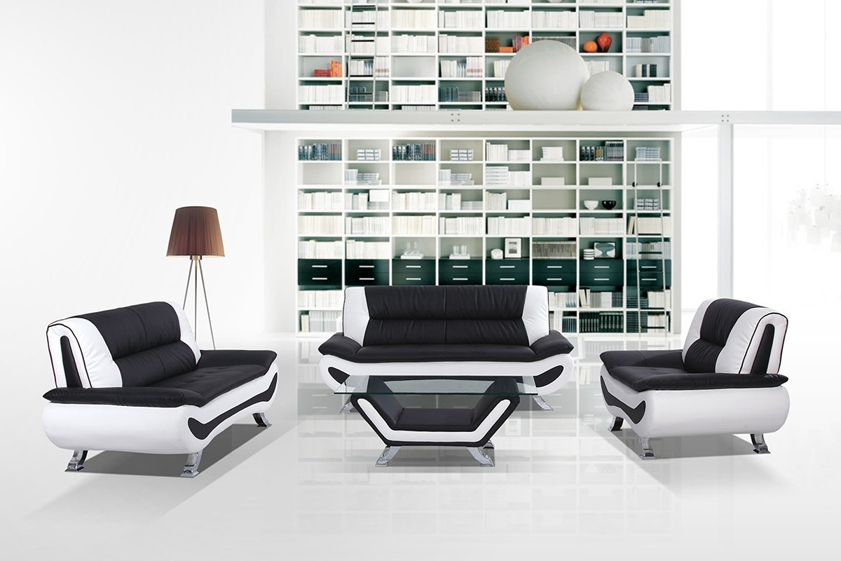Black And White Sofas Pertaining To 2018 Sofa Black And White – Home And Textiles (View 3 of 20)