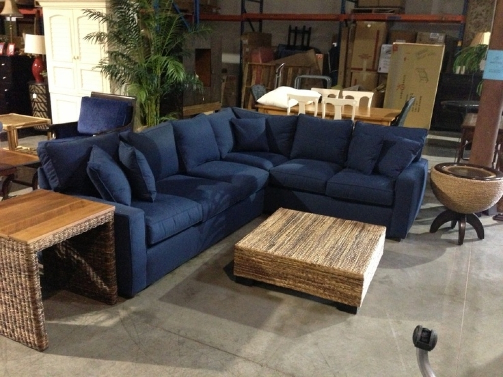 Blue Sectional Sofas Regarding Most Recently Released Blue Sectional Sofa Awesome Furniture Home Royal Leather Reclining (View 4 of 20)