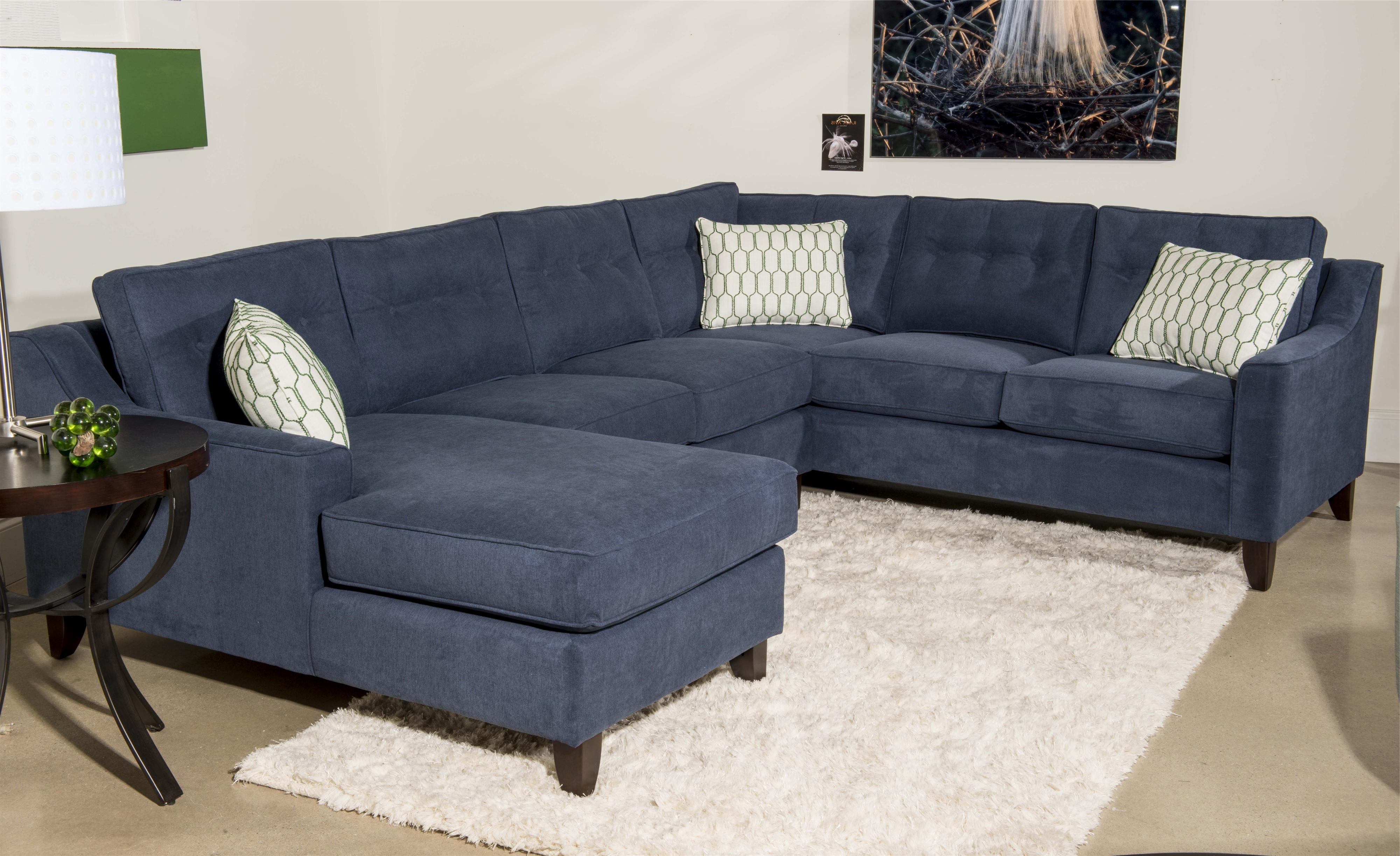 Blue Sectional Sofas With Most Recent Costco Living Room Furniture Small Sectional Sofas For Small (View 12 of 20)
