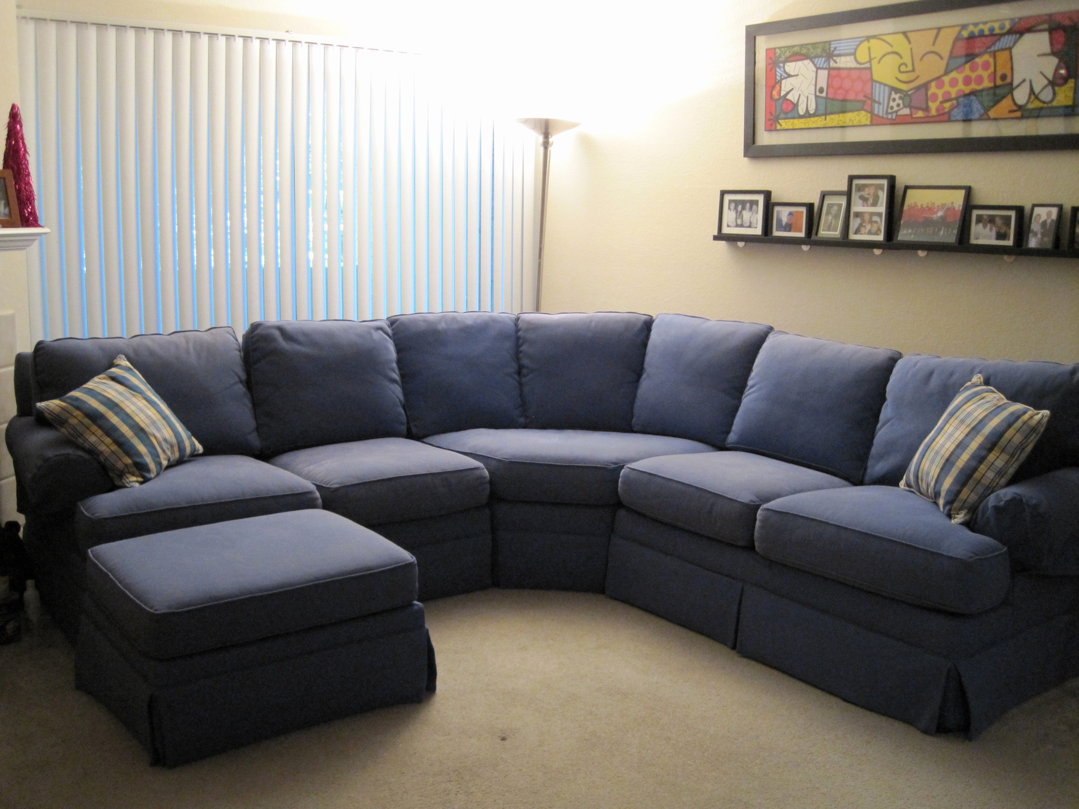 Blue Sectional Sofas With Regard To Preferred Elegant Navy Blue Sectional Sofa 2018 – Couches And Sofas Ideas (View 14 of 20)
