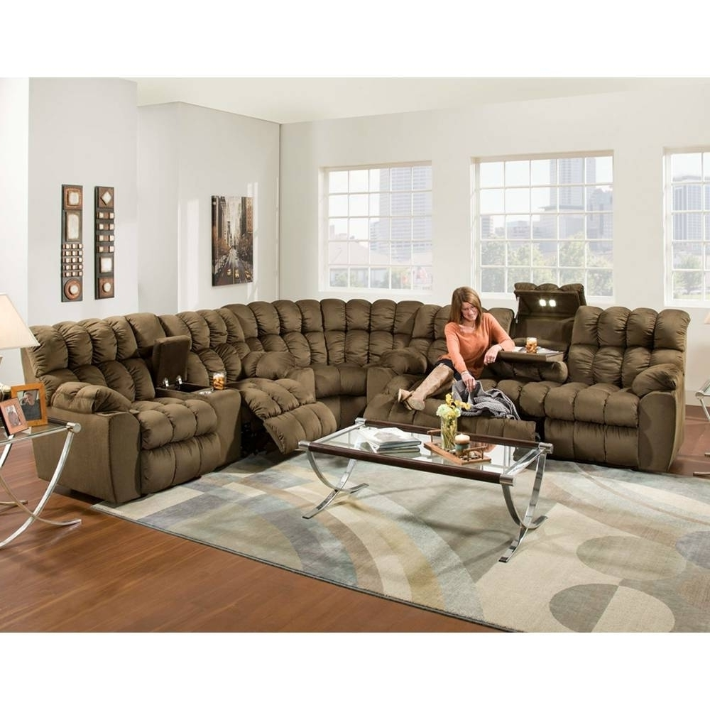 Braxton Leather Sectional Sofa • Leather Sofa Within Most Up To Date Braxton Sectional Sofas (View 4 of 20)