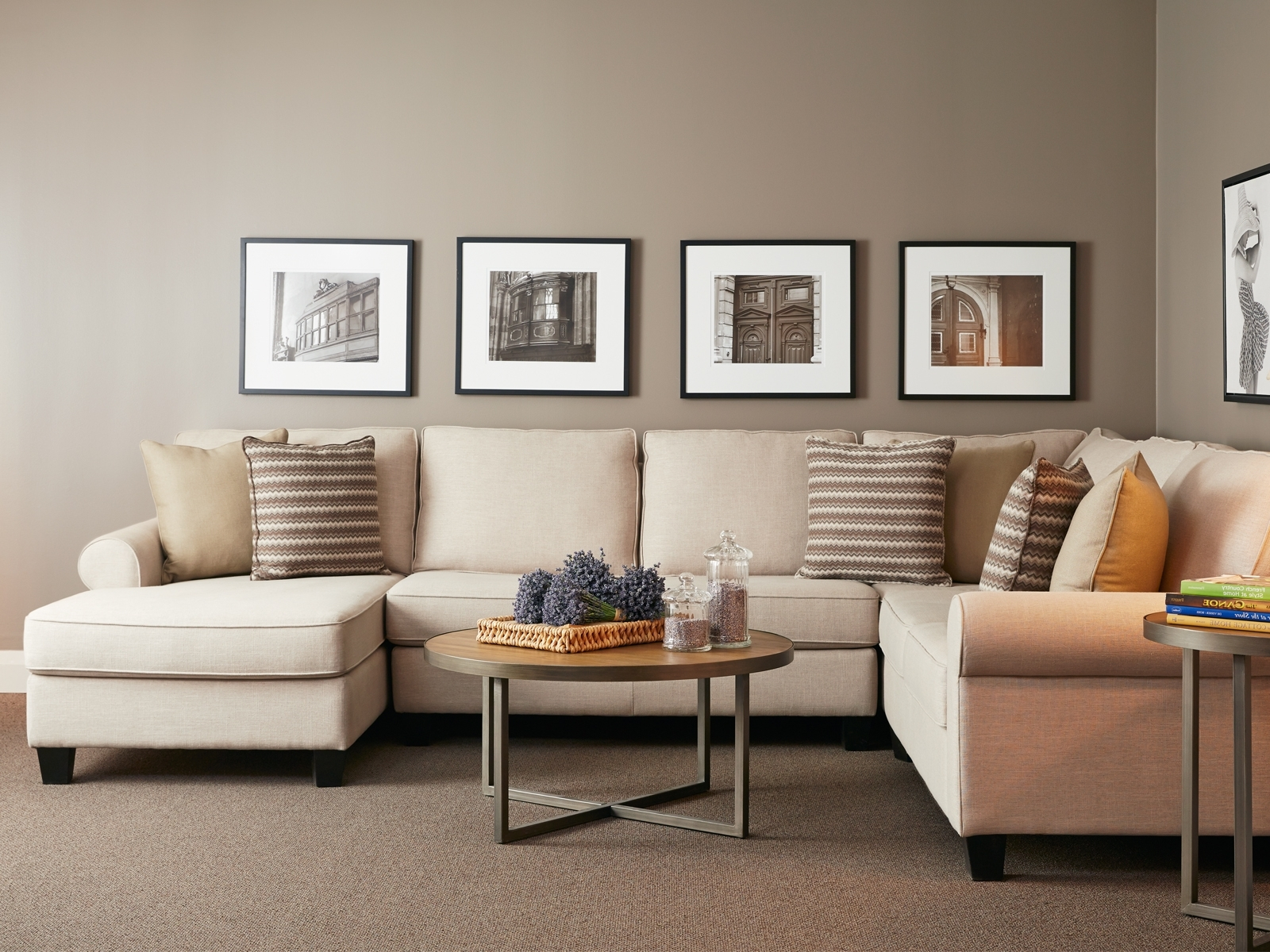 Brentwood Classics With Regard To Ontario Canada Sectional Sofas (View 5 of 20)