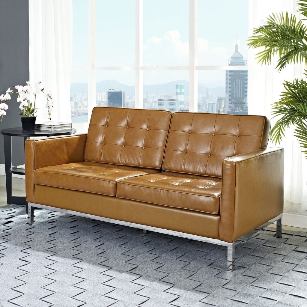 Brilliant Florence Leather Sofa – Buildsimplehome Within 2018 Florence Leather Sofas (View 1 of 20)