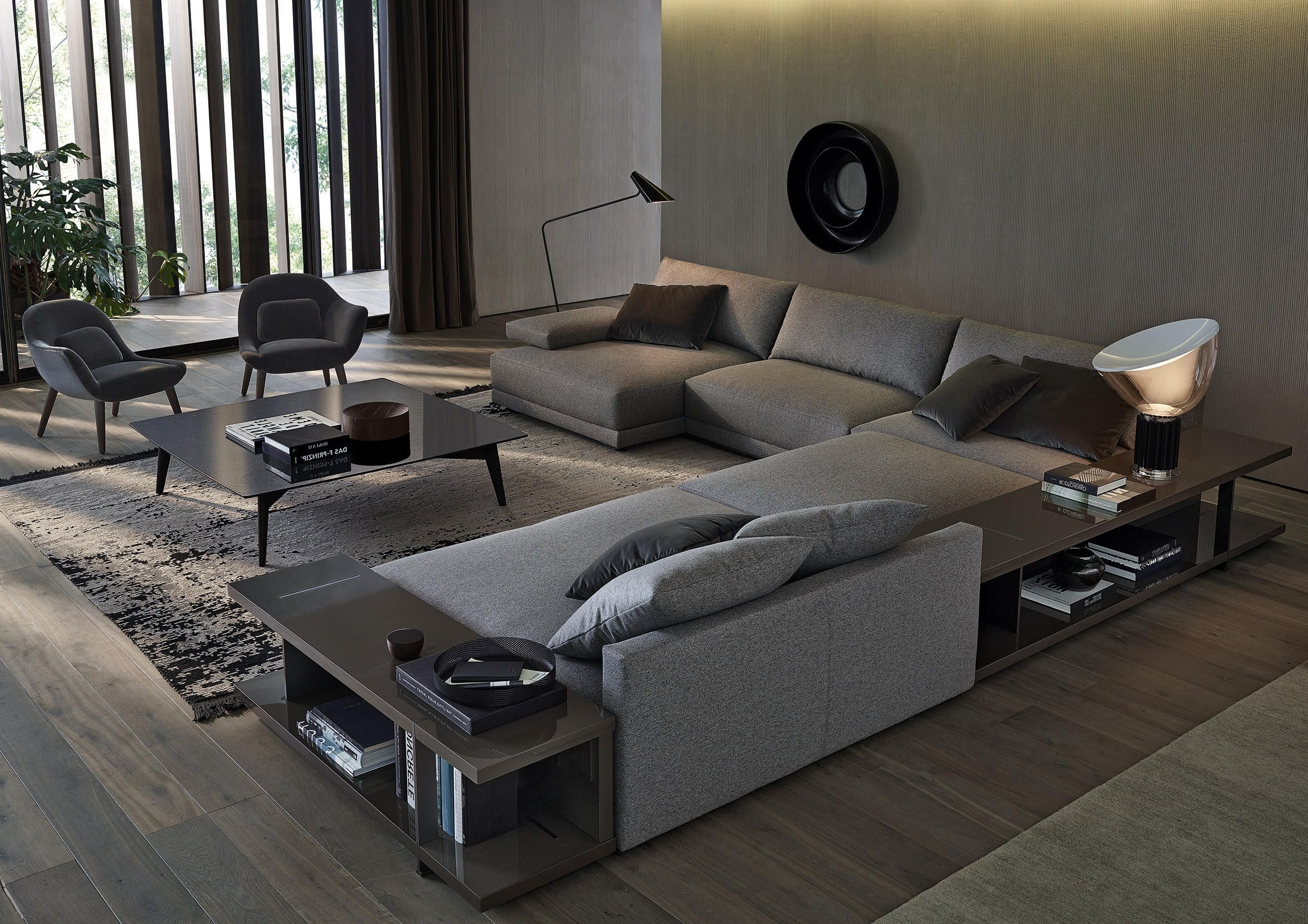 Bristol Sofas In Well Known Sofa Designer Von Poliform Alle Infos