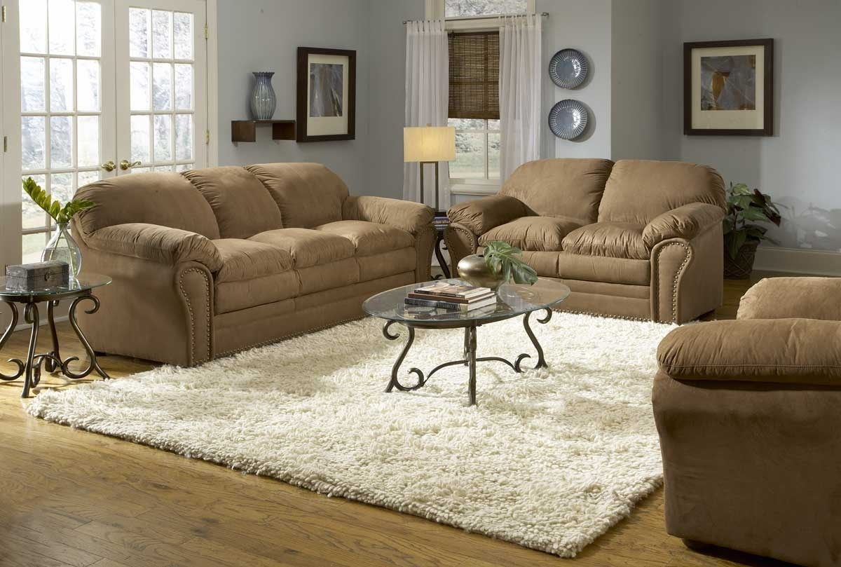 Brown Sofa Chairs Within Latest Living Room : Cool Ashley Furniture Sectional Sofas Design With (View 12 of 20)
