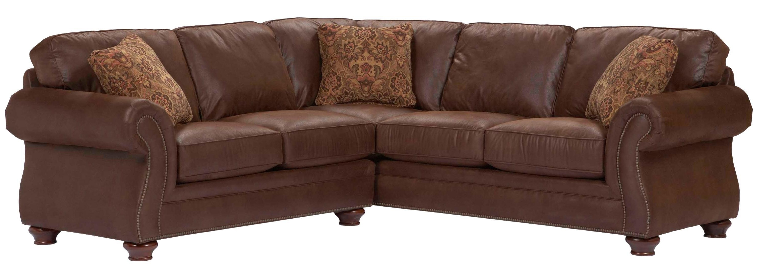 Broyhill Furniture Laramie 2 Piece Corner Sectional Sofa – Ahfa For Most Current Broyhill Sectional Sofas (View 2 of 20)