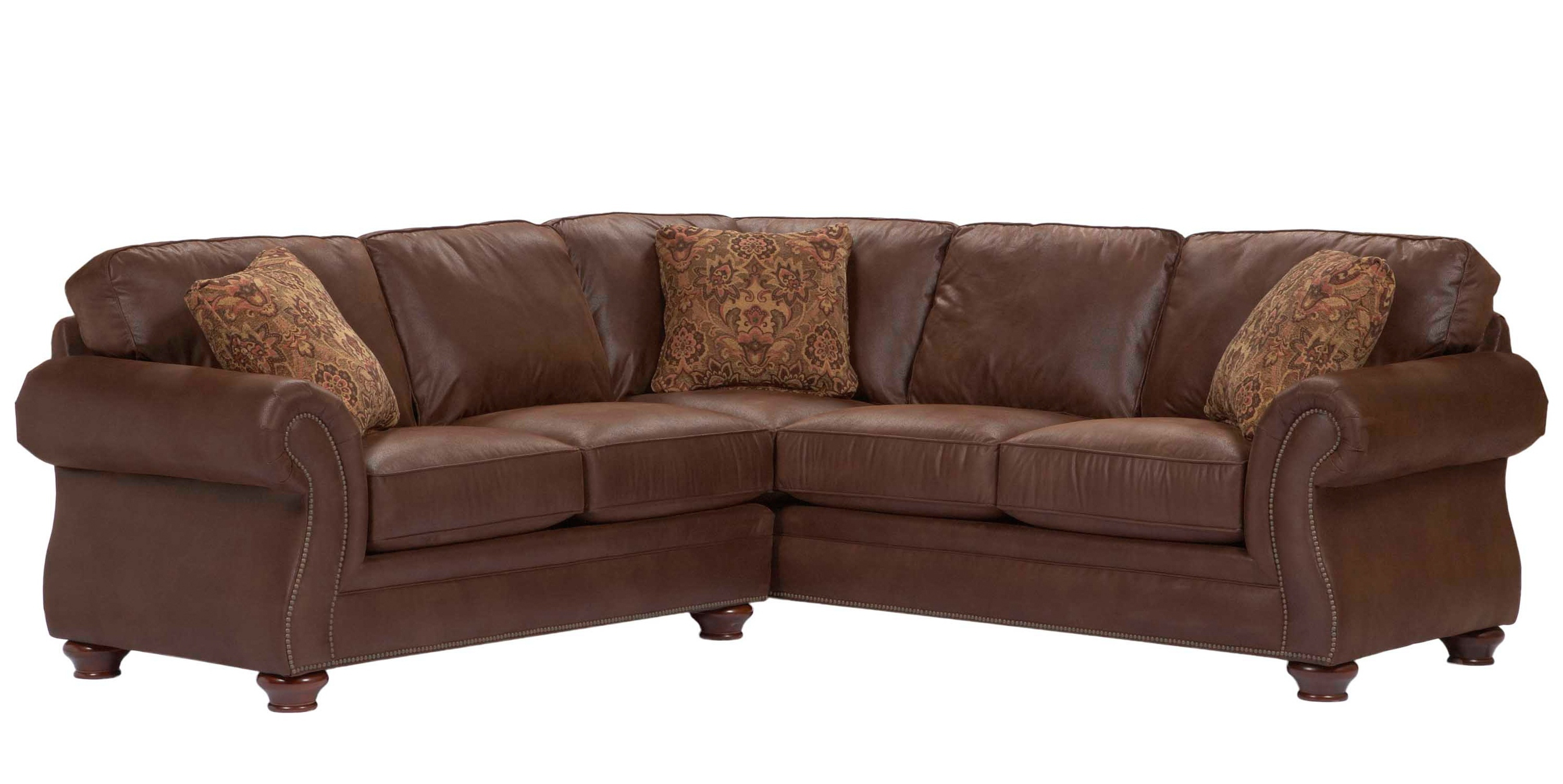 Broyhill Sectional Sofas In Popular Broyhill Laramie Sectional 5080 1Q/5080 4Q (View 5 of 20)