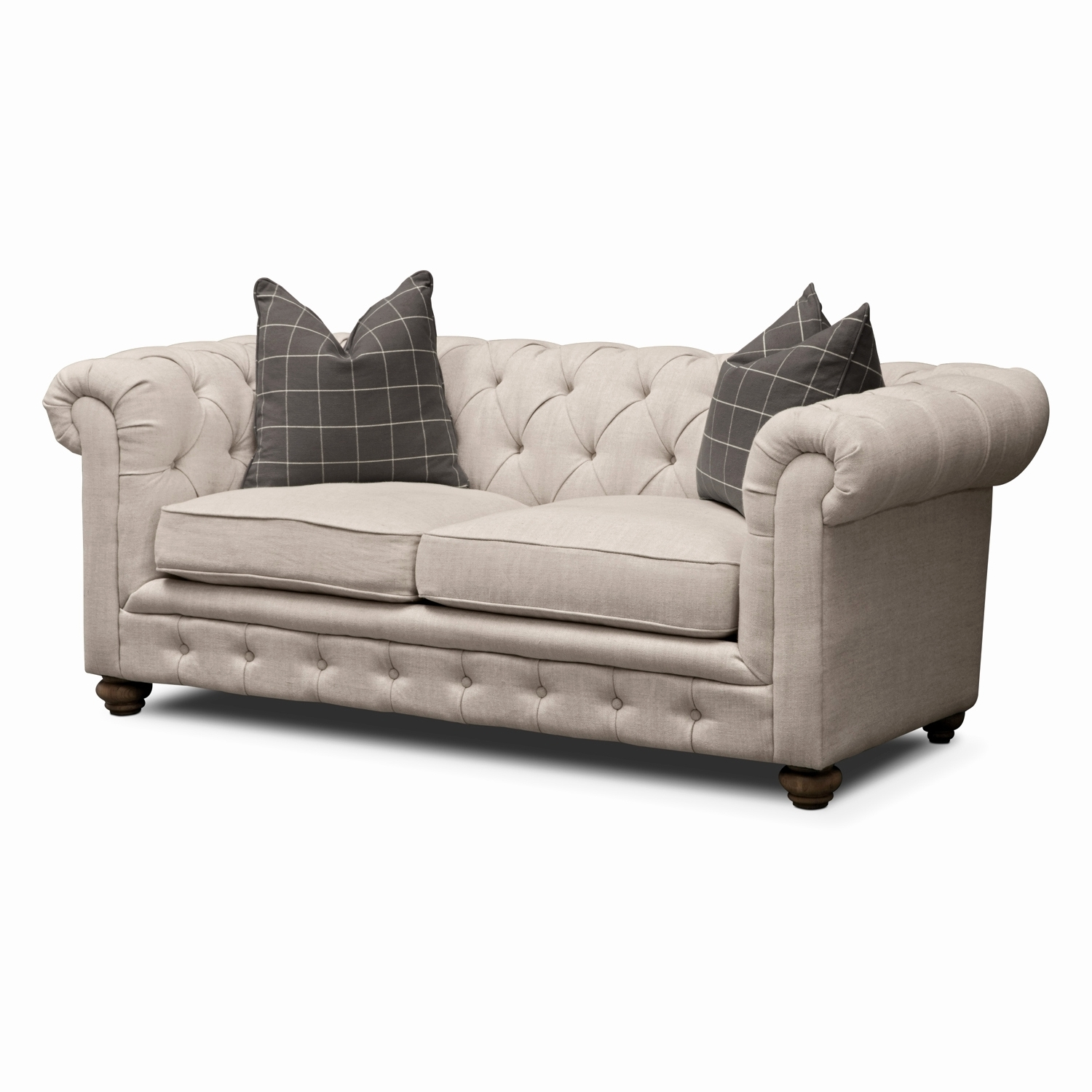 Bryden Sofa Slate Value City Furniture And Mattresses For Sofas With Regard To Well Known Value City Sofas (View 6 of 20)