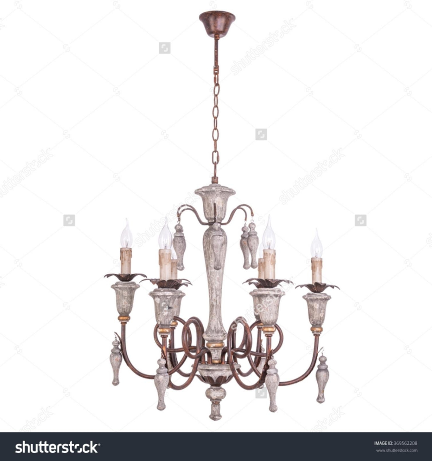 Bryony 9 Light Chandelier Chandelier Vintage Style Isolated On White With Fashionable Vintage Style Chandelier (View 11 of 20)