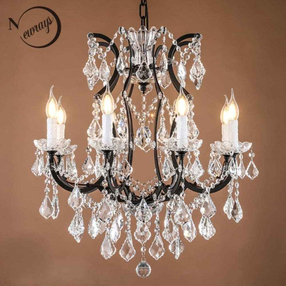 Bryony 9 Light Chandelier Online Get Cheap Vintage French Chandelier Inside Favorite Vintage Style Chandelier (View 9 of 20)