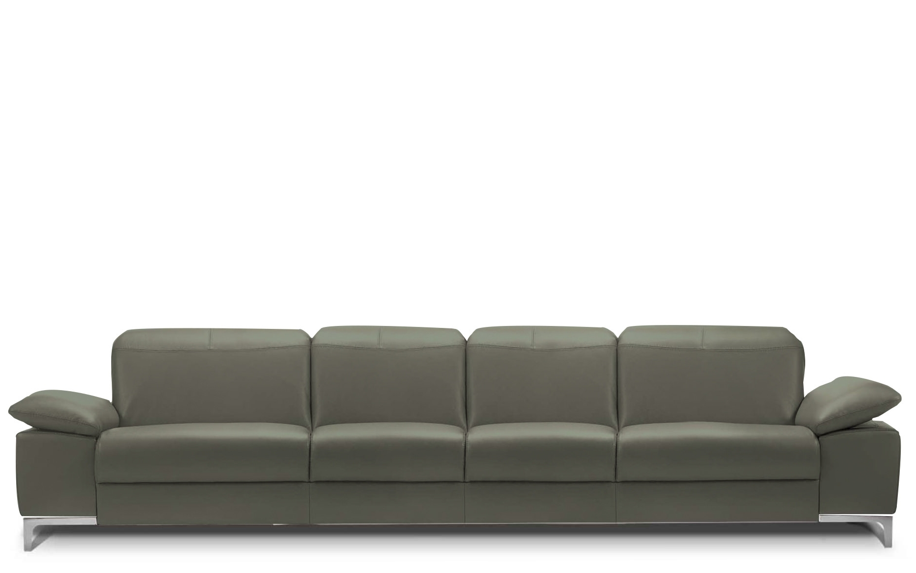 Buy At Kontenta With 4 Seat Leather Sofas (View 10 of 20)