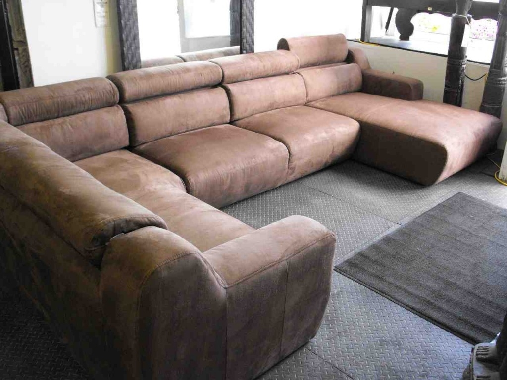 C Shaped Sectional Sofa (View 1 of 20)