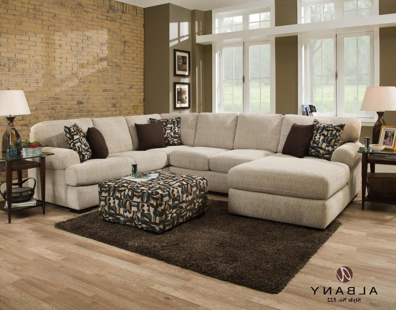 Camel Sectional Sofas With Regard To Widely Used Albany Sectional Sofa – Hotelsbacau (View 4 of 20)