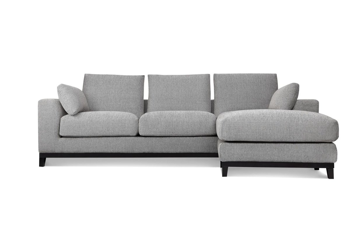 Capsule Kellan Sofa With Ottoman & Reviews (View 3 of 20)