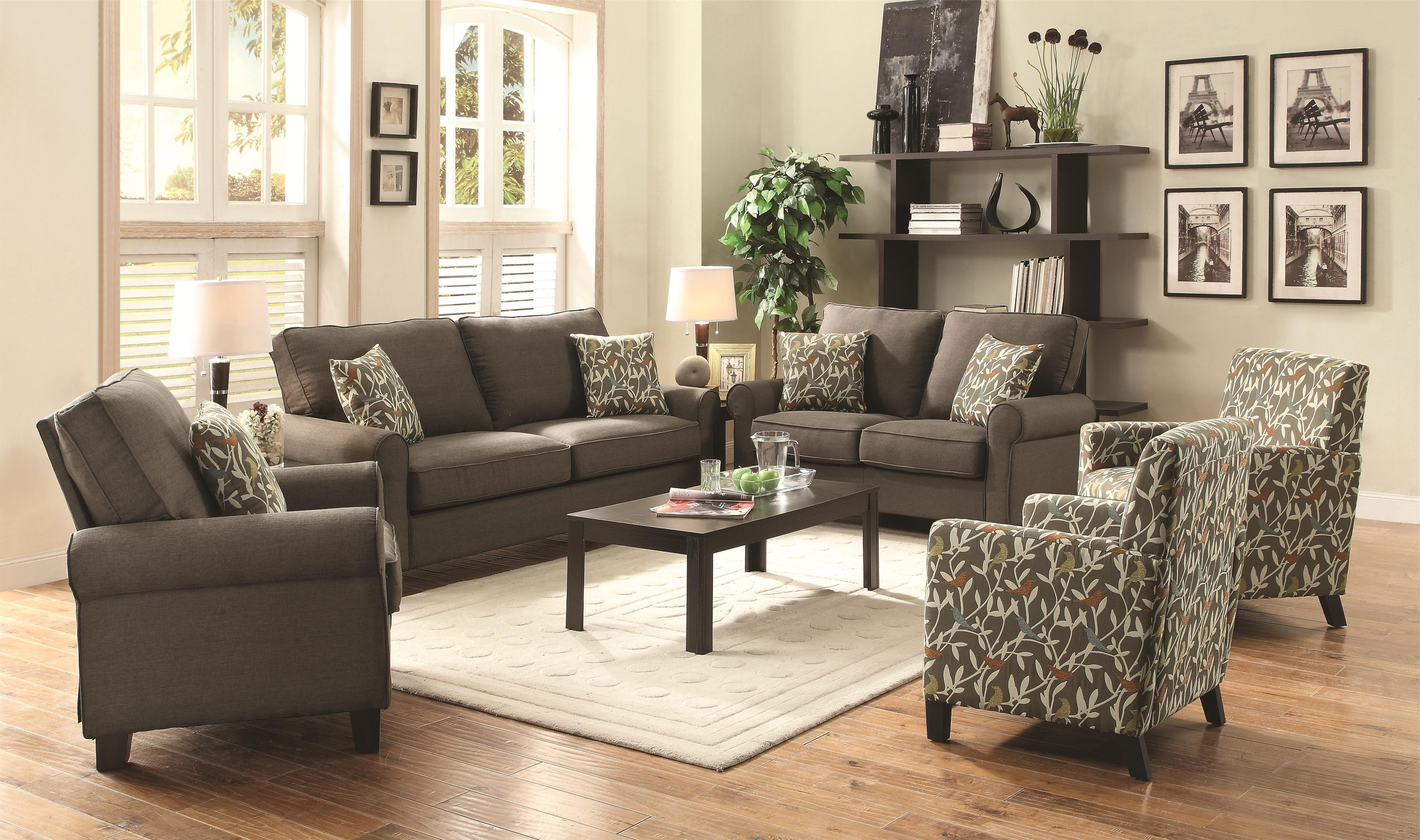 Casual Sofas And Chairs – Fjellkjeden Intended For Most Recent Casual Sofas And Chairs (View 3 of 20)