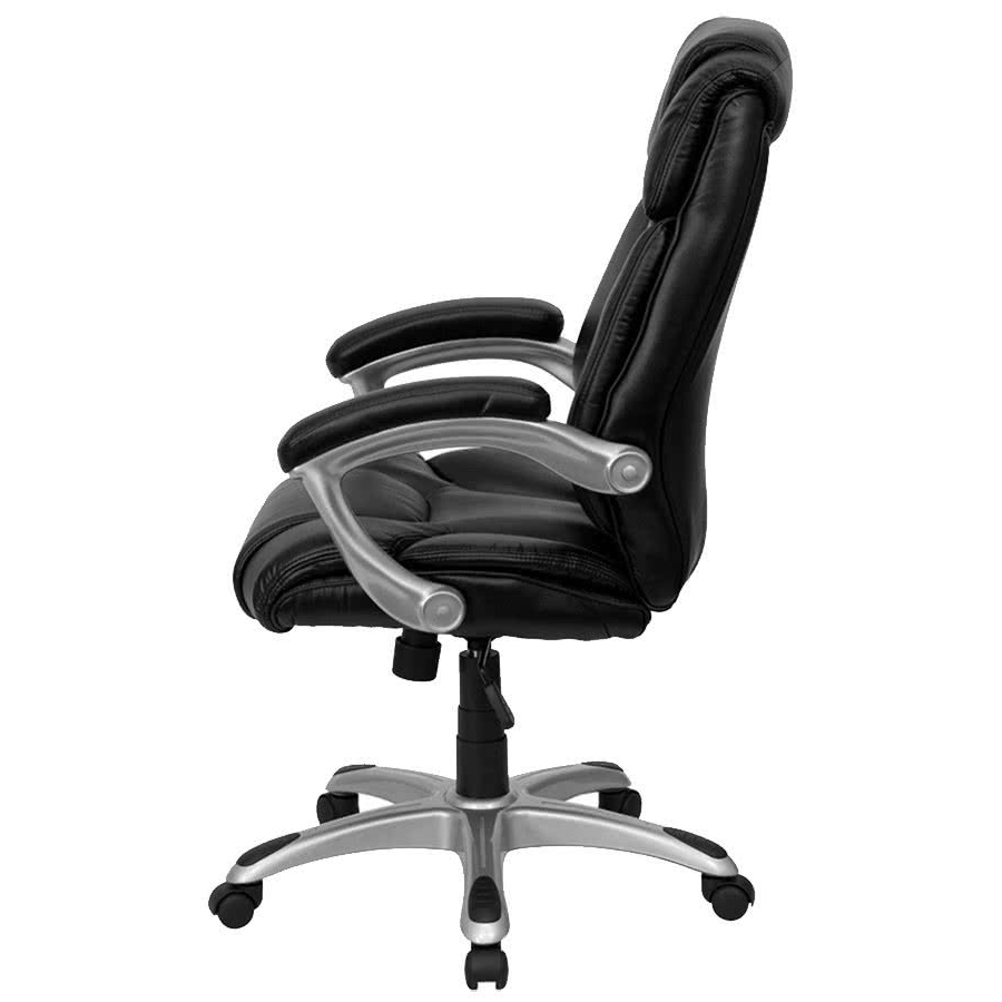 Chair : Executive Chairs With Lumbar Support Leather Office Chair Within Fashionable Executive Office Chairs With Back Support (View 3 of 20)