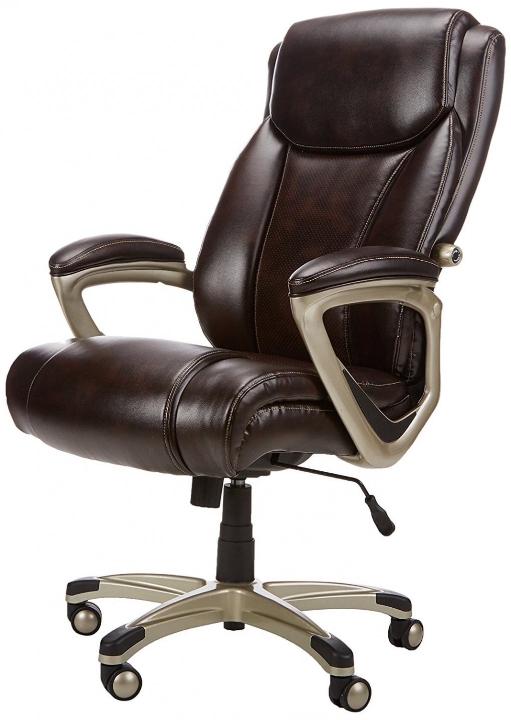 Chair : Executive Leather Office Chairs Best Office Desk Chair Regarding Most Up To Date Verona Cream Executive Leather Office Chairs (View 16 of 20)