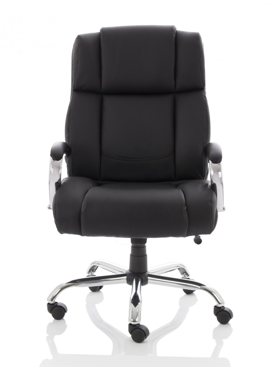 Chair : High Back Executive Leather Office Chair Lumbar Support Regarding Most Up To Date Executive Office Chairs With Back Support (View 4 of 20)