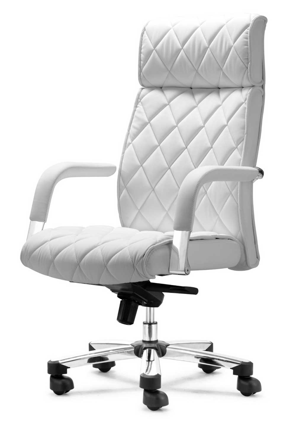 Chairs : Home Office Furniture Office Chairs Online Ergonomic Desk With Trendy Black Executive Office Chairs With High Back (View 18 of 20)