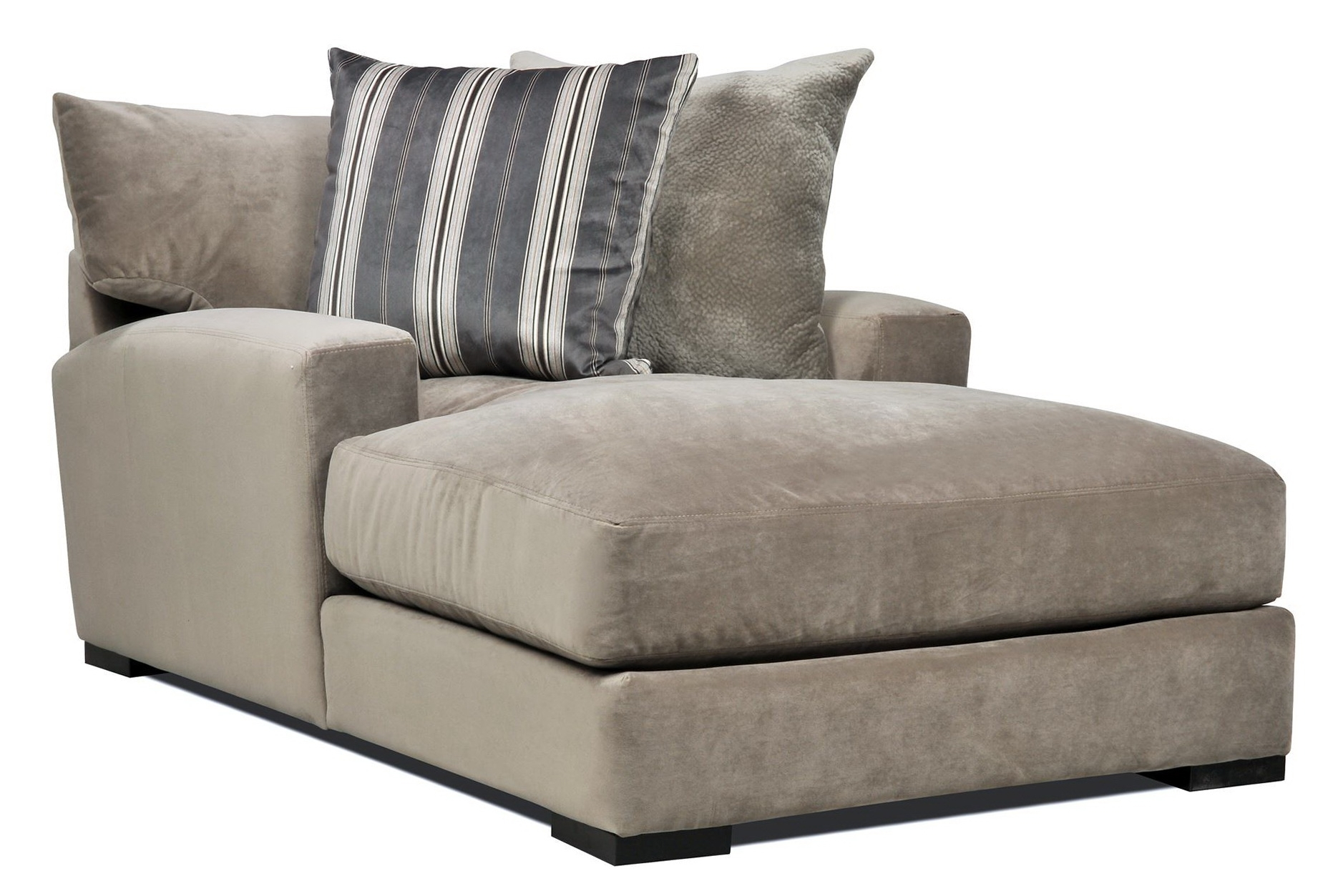 Chaise Lounge For Popular Wide Sofa Chairs (View 4 of 20)