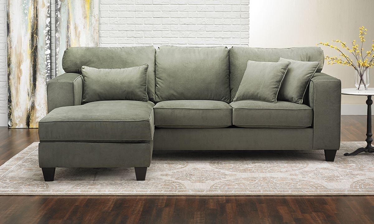 Chaise Sectional Sofa (View 5 of 20)