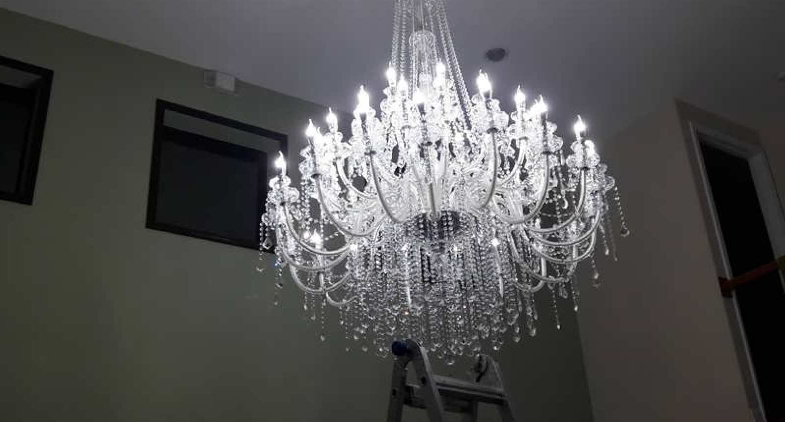 Chandelier : Room Lighting Beautiful Addition Fixtures Dining Cool For Famous Ultra Modern Chandelier (View 2 of 20)