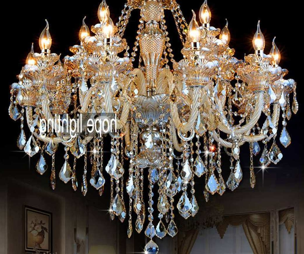 Chandelier : Top Traditional Chandeliers Ideas For Living Room With Recent Traditional Chandeliers (View 5 of 20)