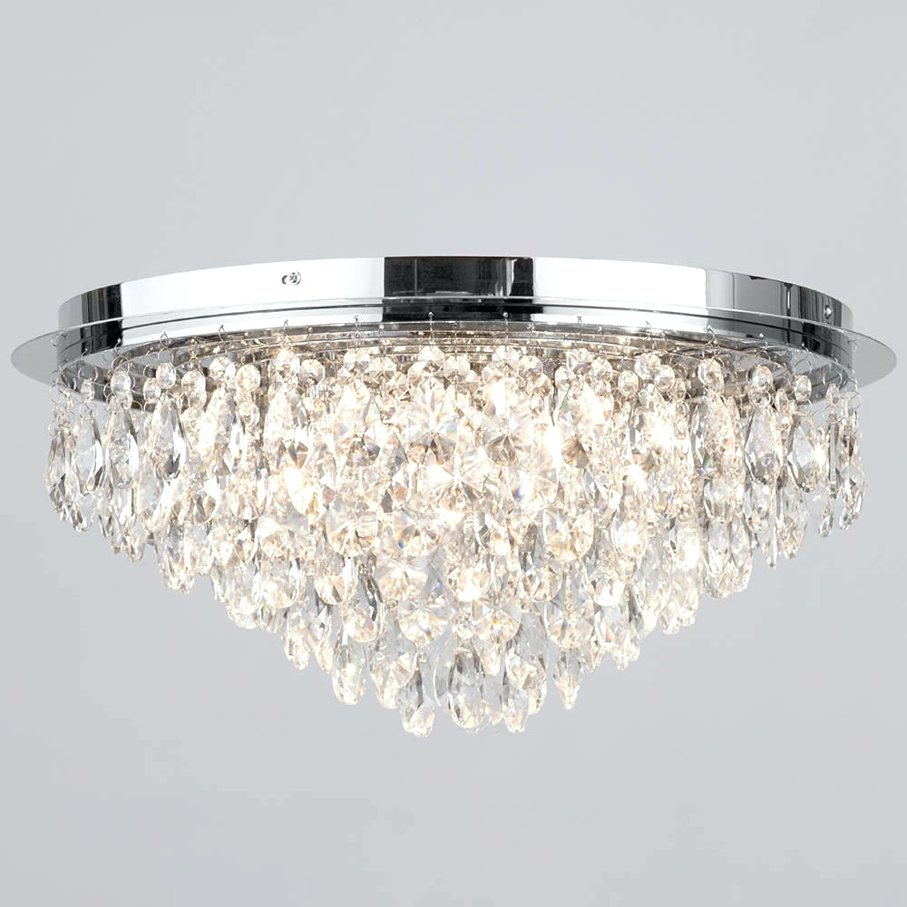 Chandeliers ~ Chandeliers For Low Ceilings Uk Crystal Lighting In Most Up To Date Small Chandeliers For Low Ceilings (View 2 of 20)