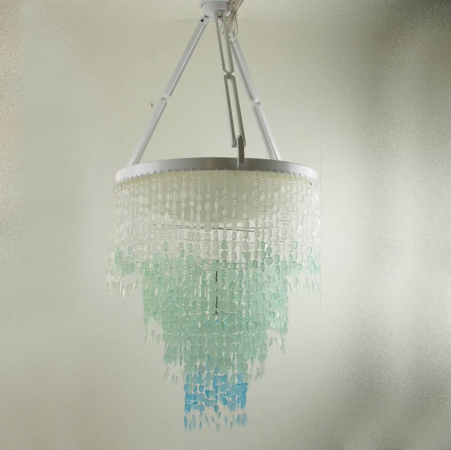 Featured Photo of Turquoise Locker Chandeliers