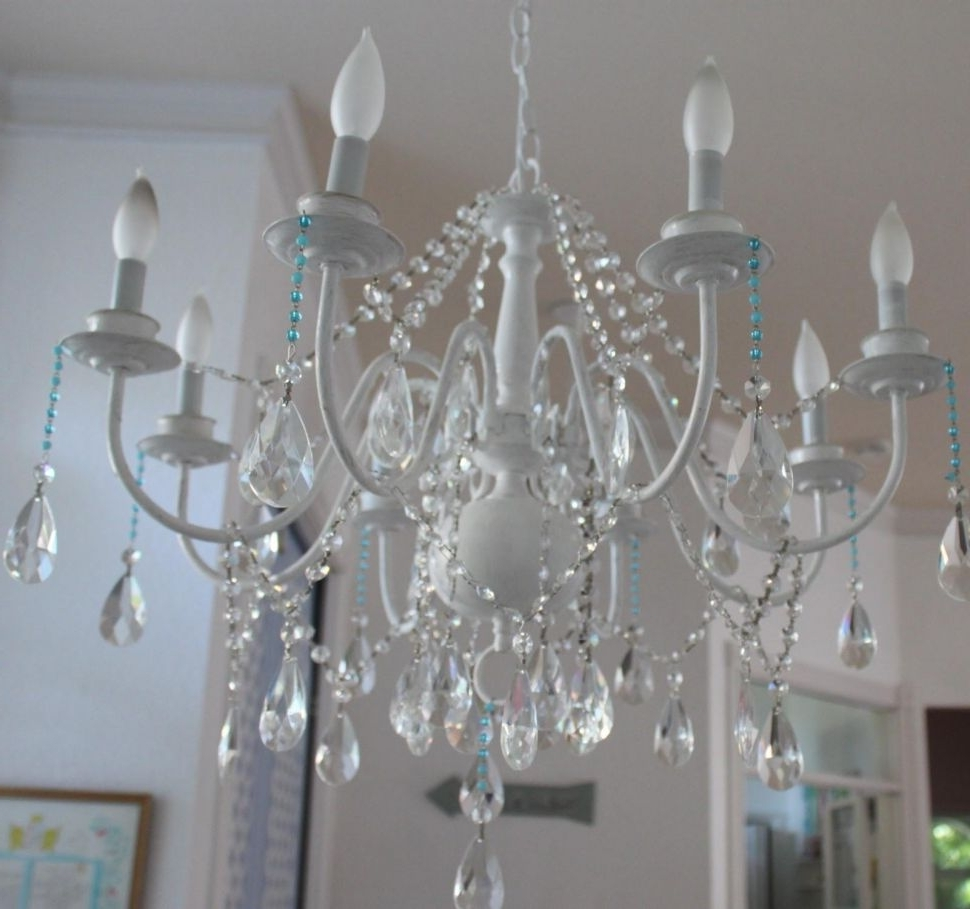 Chandeliers : Shabby Chic Chandeliers Inspirational Chandeliers Intended For Fashionable Small Shabby Chic Chandelier (View 18 of 20)