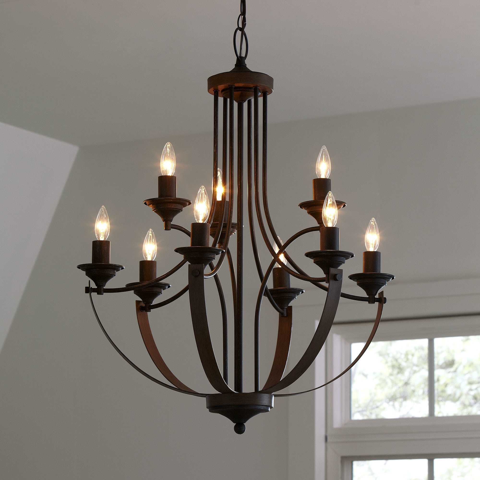 Chandeliers : Wayfair Chandeliers Luxury Chandeliers Wayfair Camilla Regarding Preferred Wayfair Chandeliers (View 4 of 20)