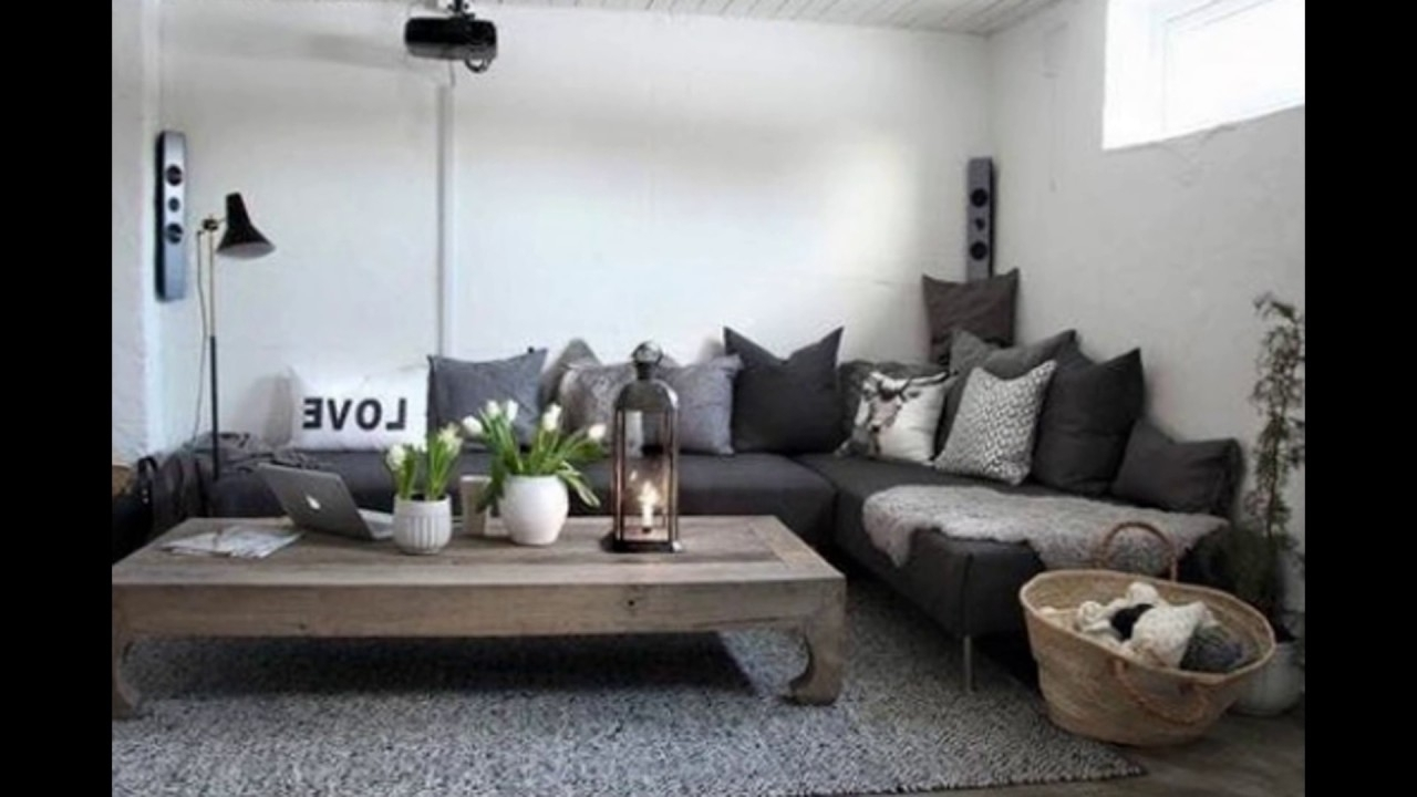 Charcoal Grey Couch Decorating I Decor I Decorative Extension Regarding Recent Charcoal Grey Sofas (View 6 of 20)