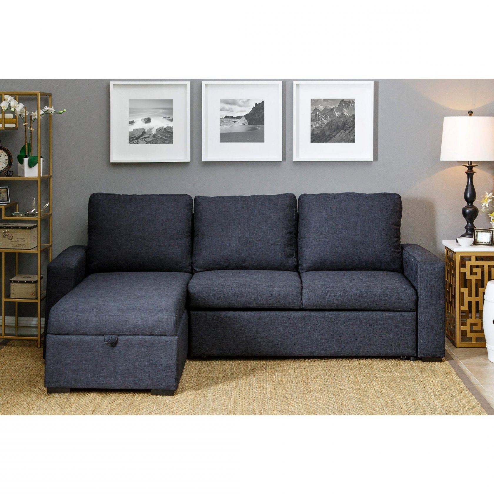 Charlotte Sectional Sofas Within Most Popular Abbyson Living Sectional Sofa #5 Excellent Abbyson Living (View 8 of 20)