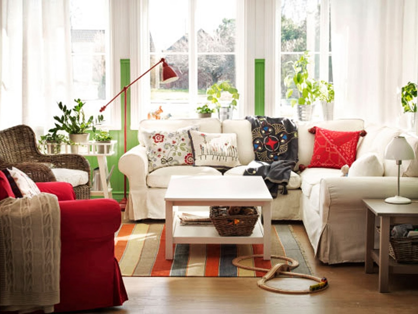 Charming Ikea Small Living Room (View 15 of 20)
