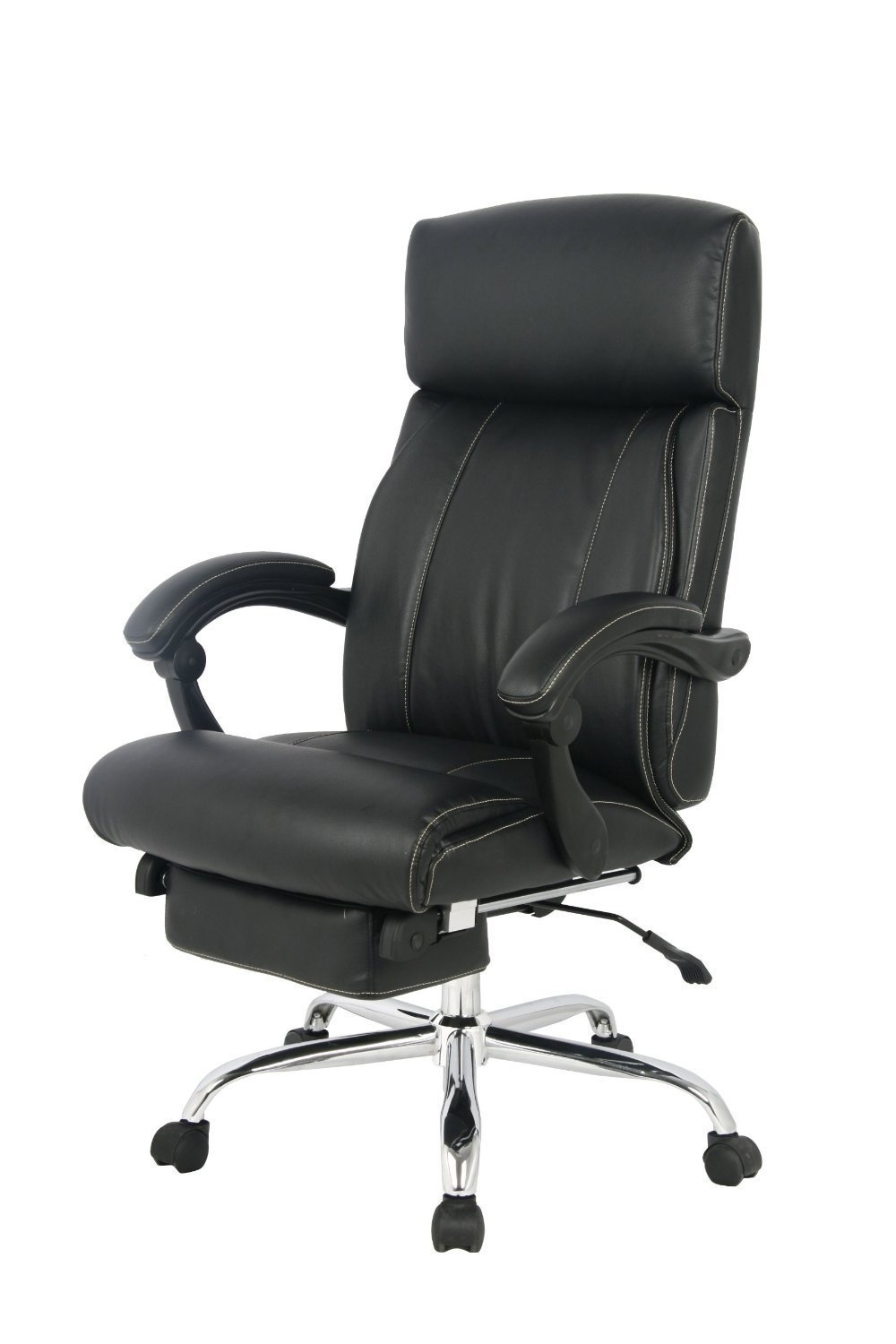 Cheap Reclining Office Chair With Footrest, Find Reclining Office For Most Current Executive Office Chairs With Footrest (View 6 of 20)