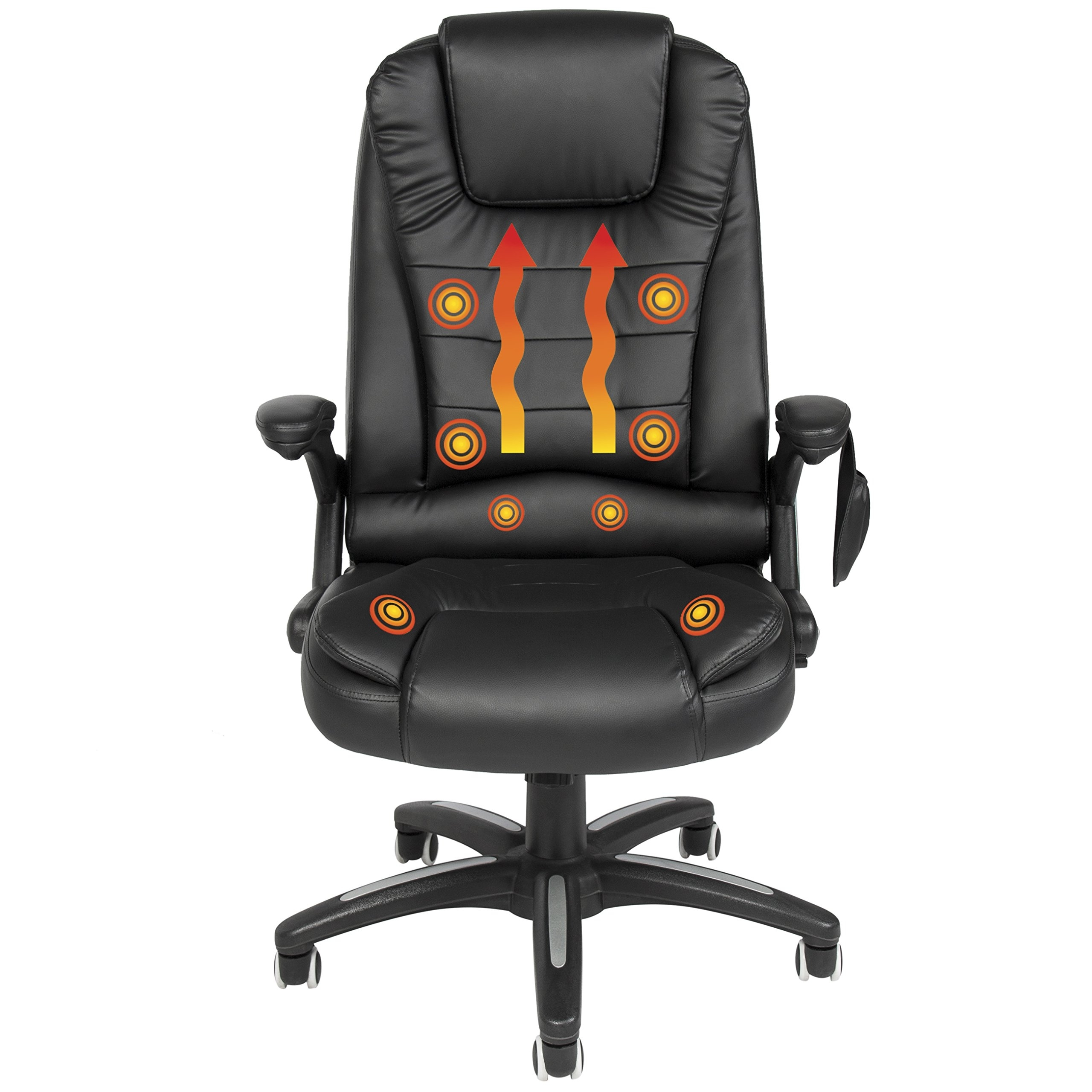 Cheap Vibrating Chair, Find Vibrating Chair Deals On Line At Inside Popular Leather Executive Office Massage Chairs (View 6 of 20)