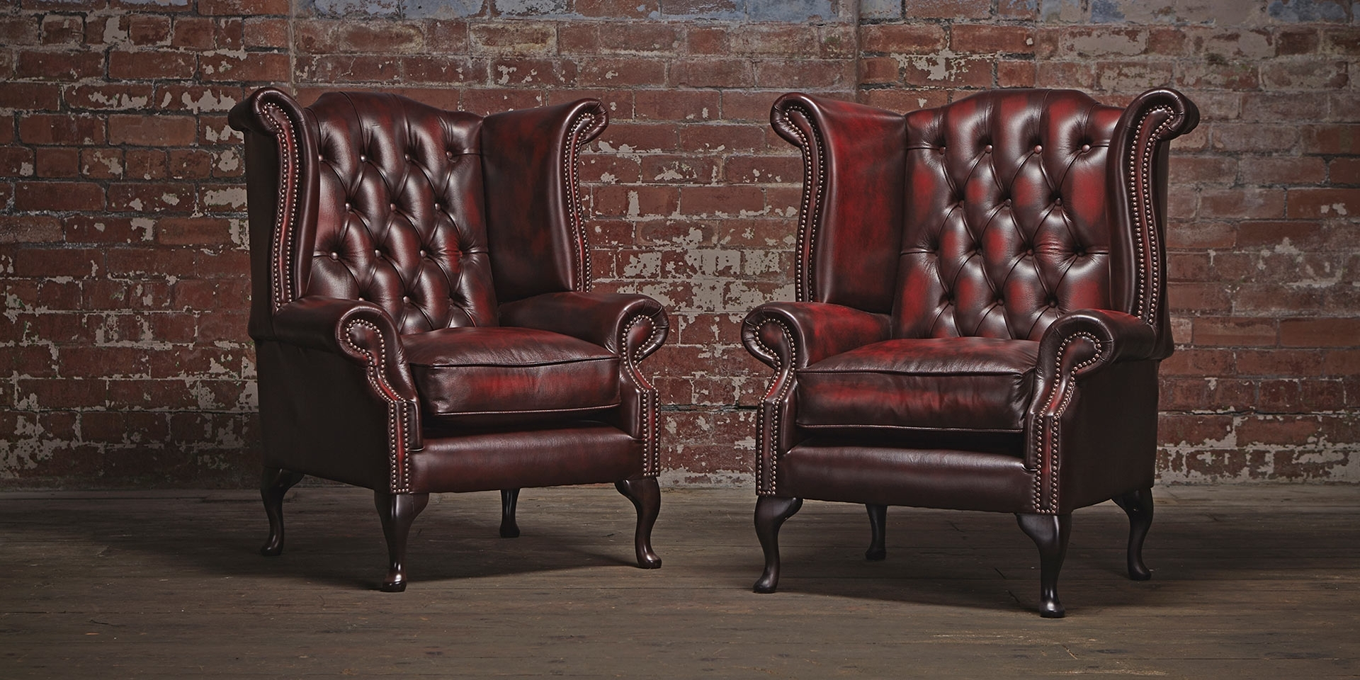 Chesterfield Sofas And Chairs Throughout Latest Velvet Chesterfield Sofa Brown Leather Chesterfield Sofa (View 8 of 20)