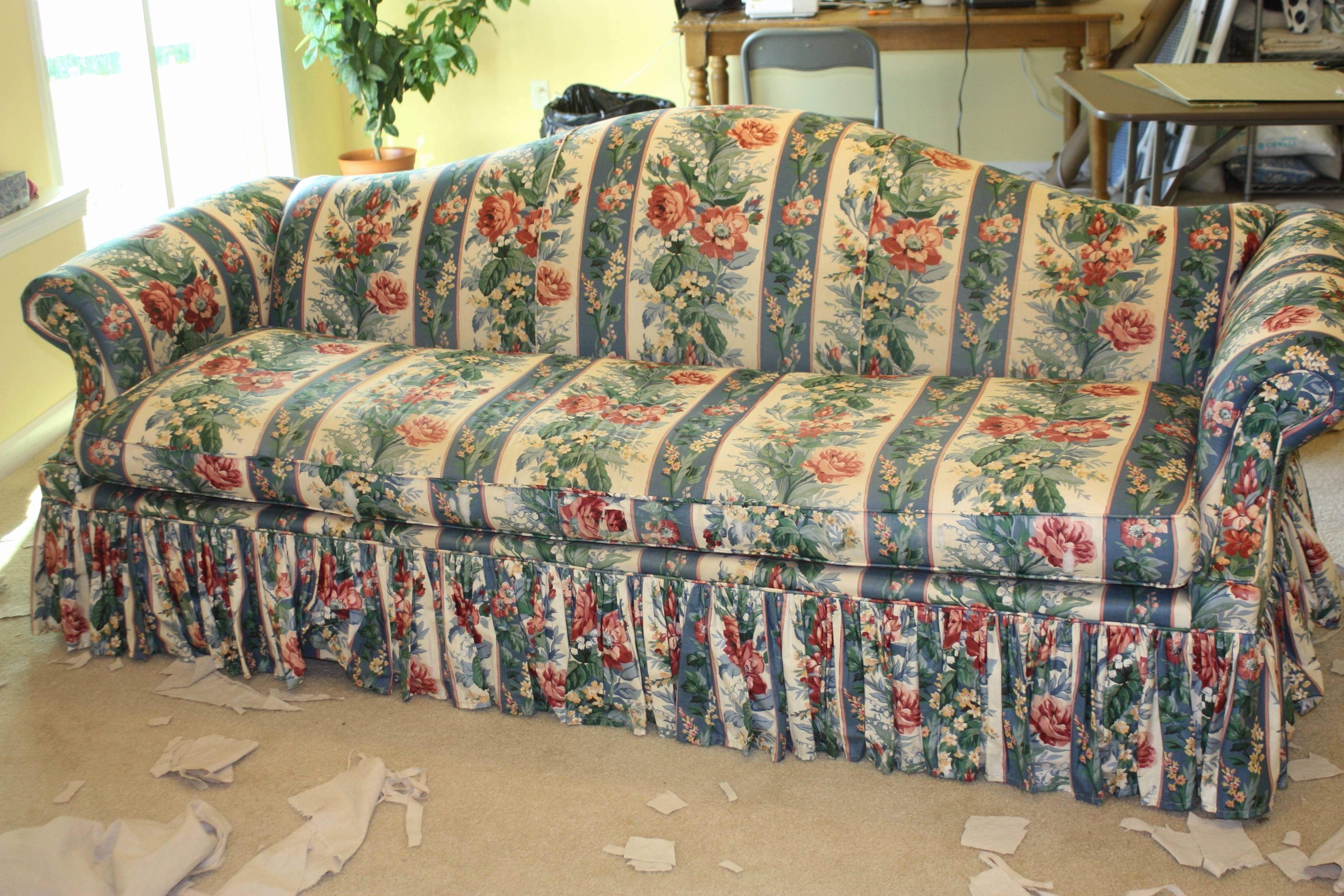 Chintz Sofas With Recent Chintz Armchair Elegant Arm Chair English Style Sofas Sale High (View 7 of 20)